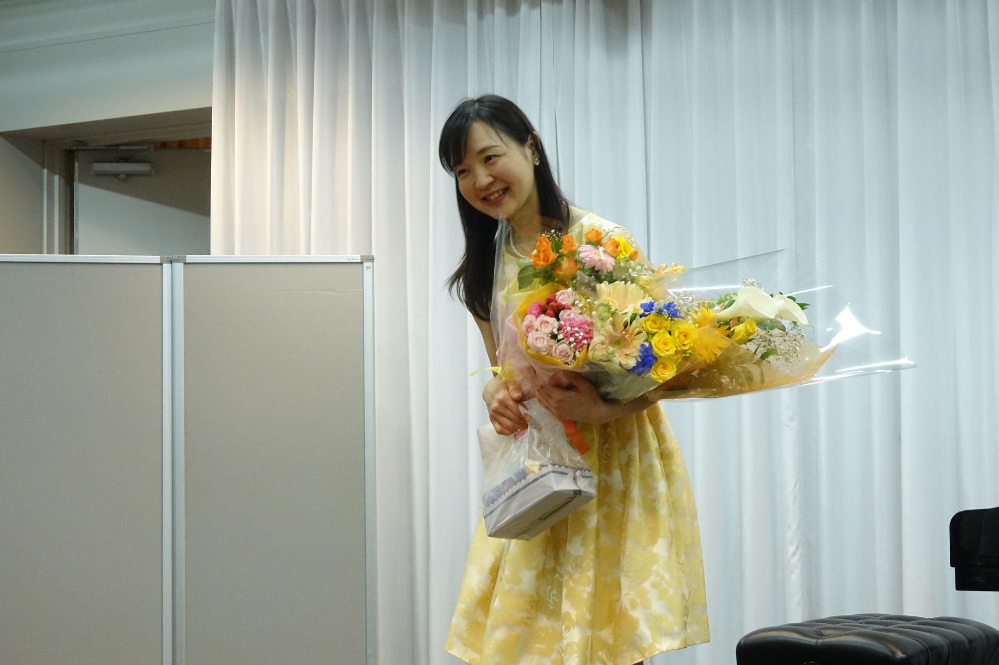 沢山のプレゼント、ありがとうございましたm(_ _)m