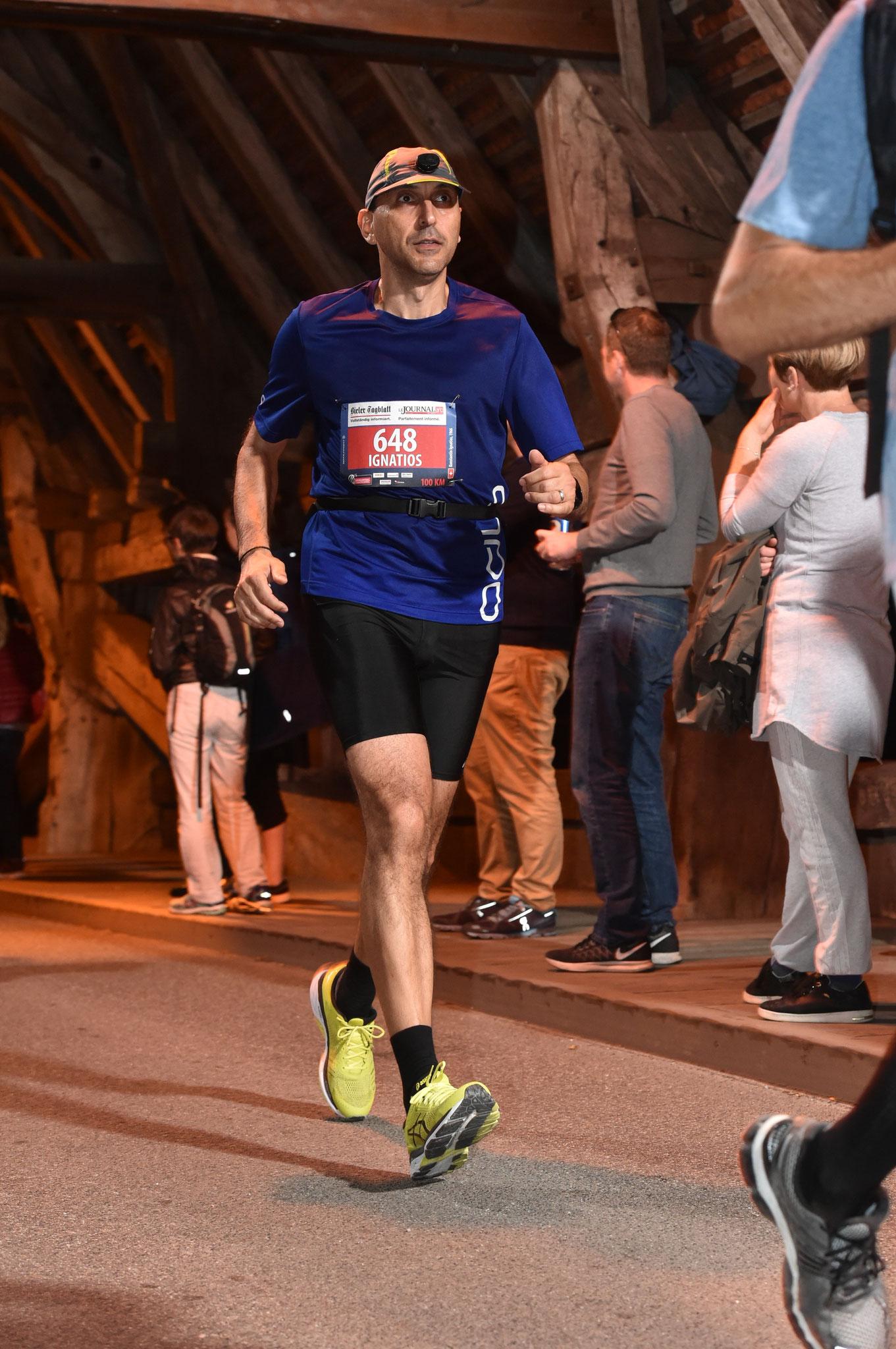 100 Kilometer Biel 2018 (Aufgabe nach 38 Kilometer)