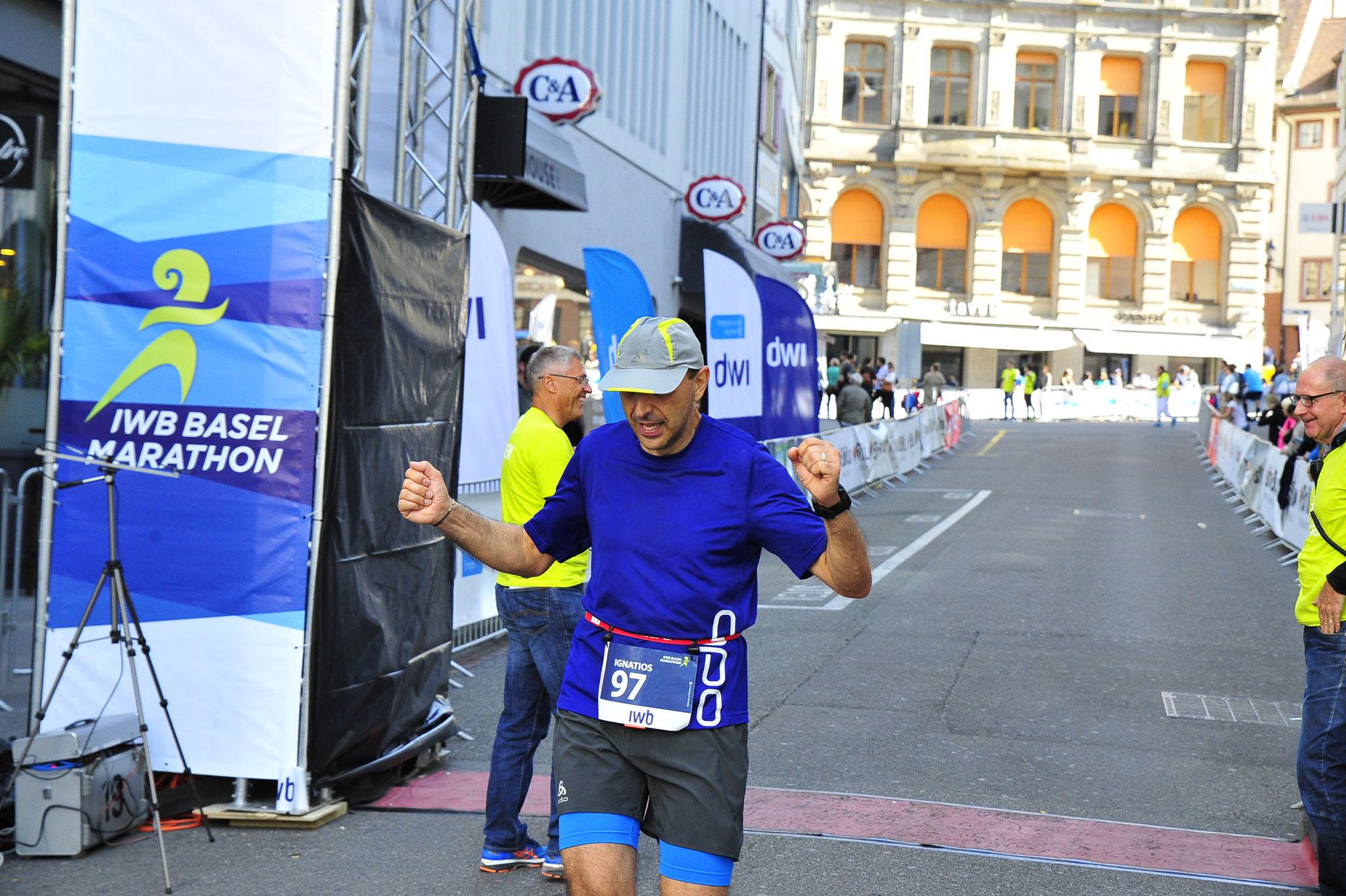 IWB Basel Marathon 2016