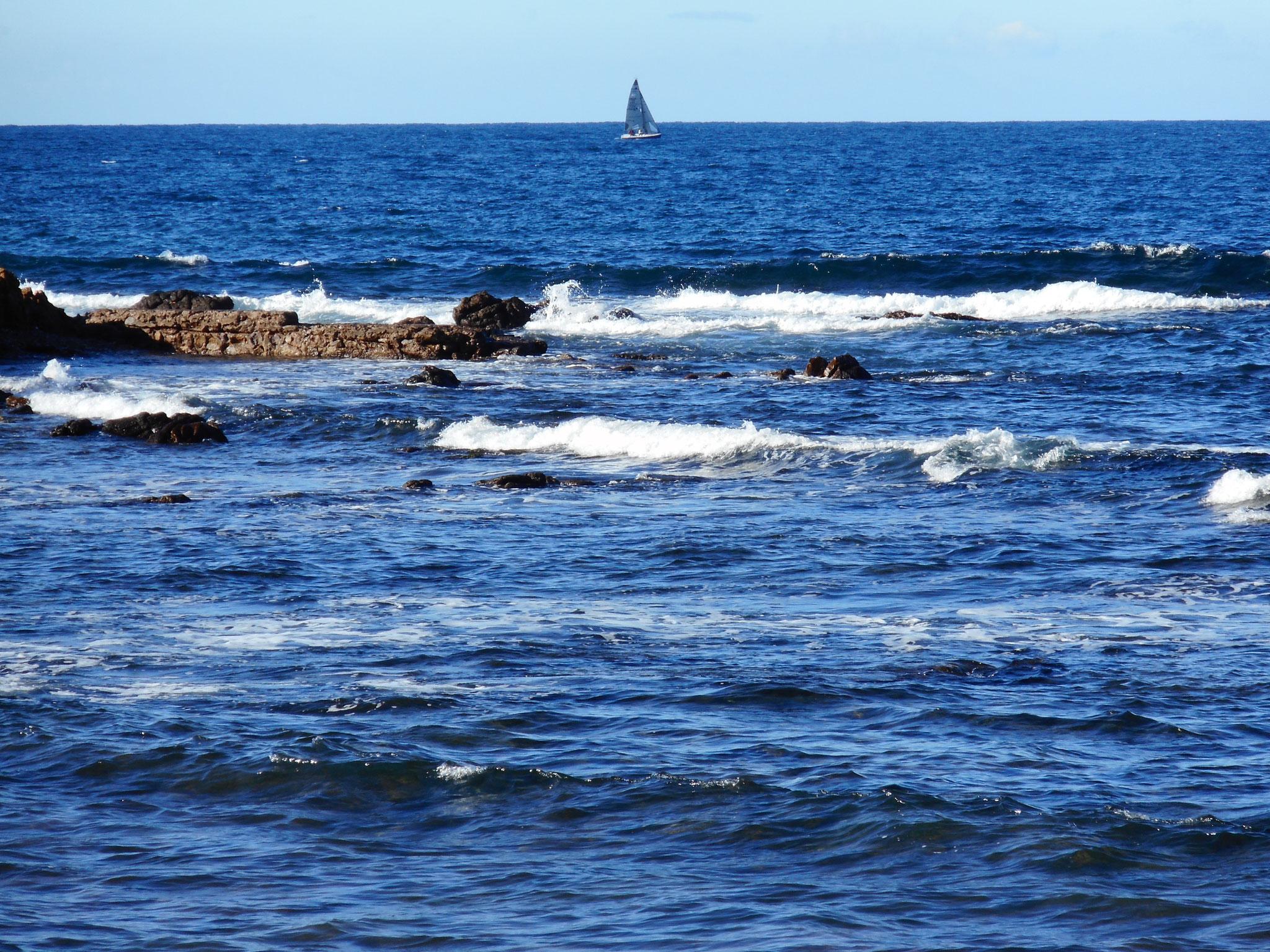Beauté de la Méditerranée