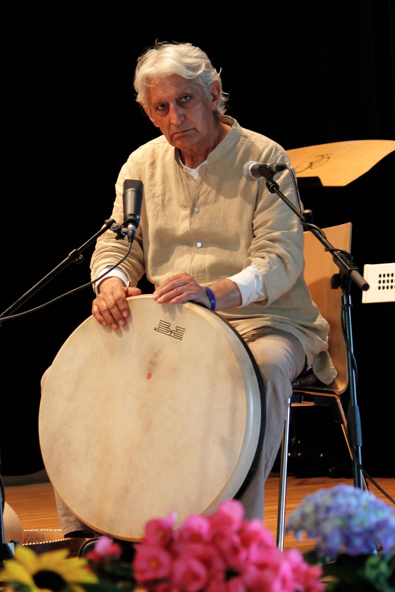 Hossein M. Amini/ Percussion/ Daff