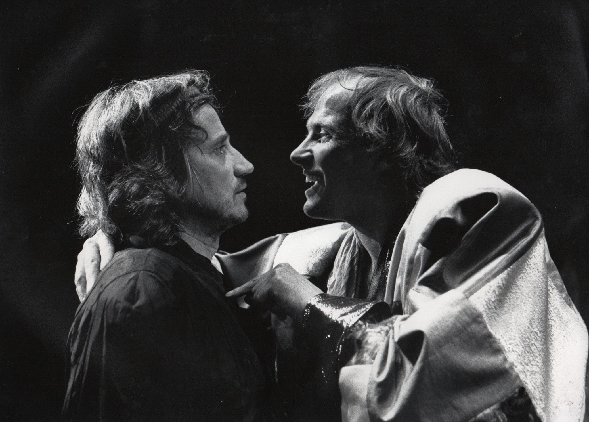 Beat Albrecht als Jacque in WIE ES EUCH GEFÄLLT von Shakespeares