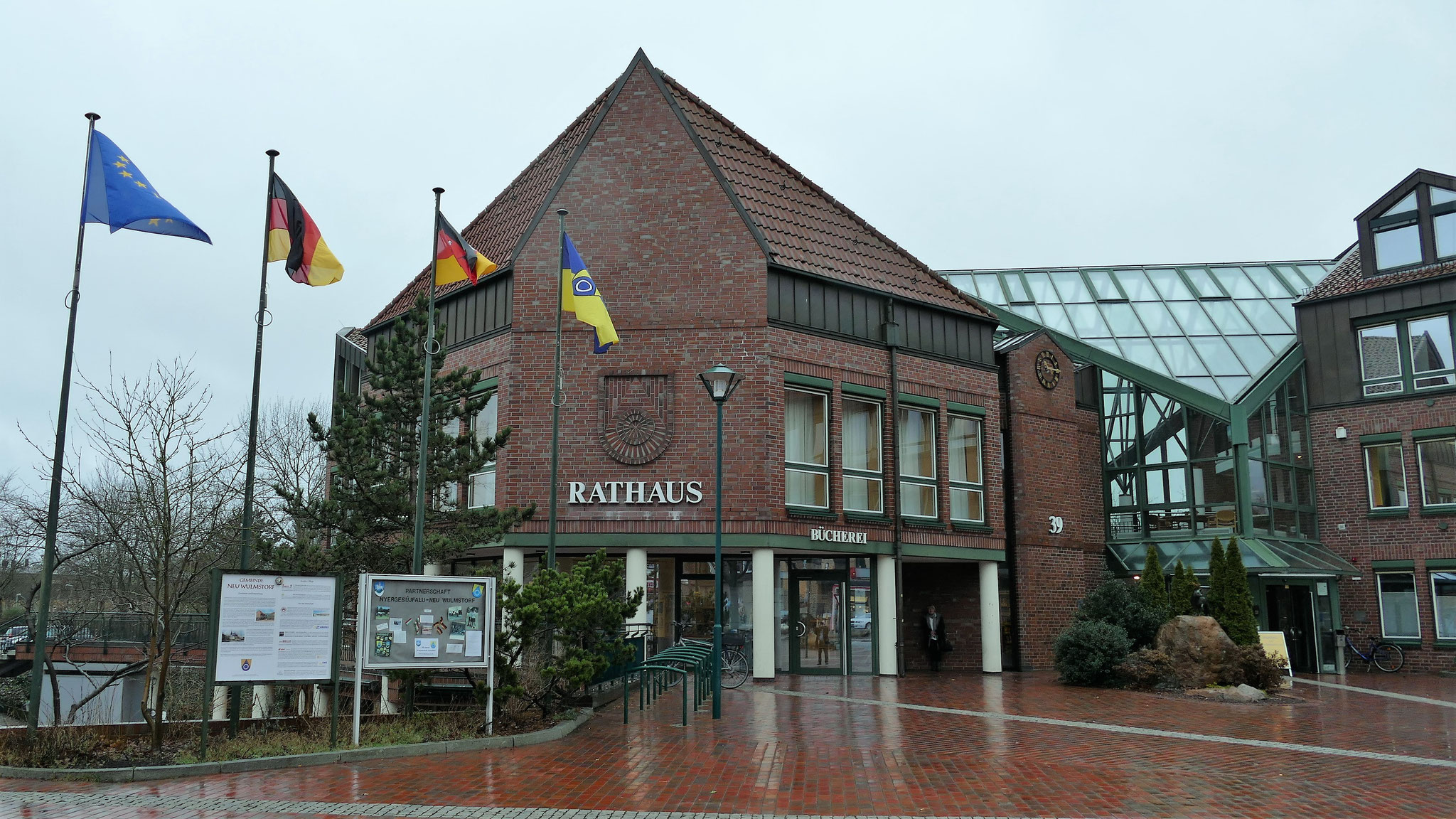 Neujahrsempfang 2019 im Neu Wulmstorfer Rathaus