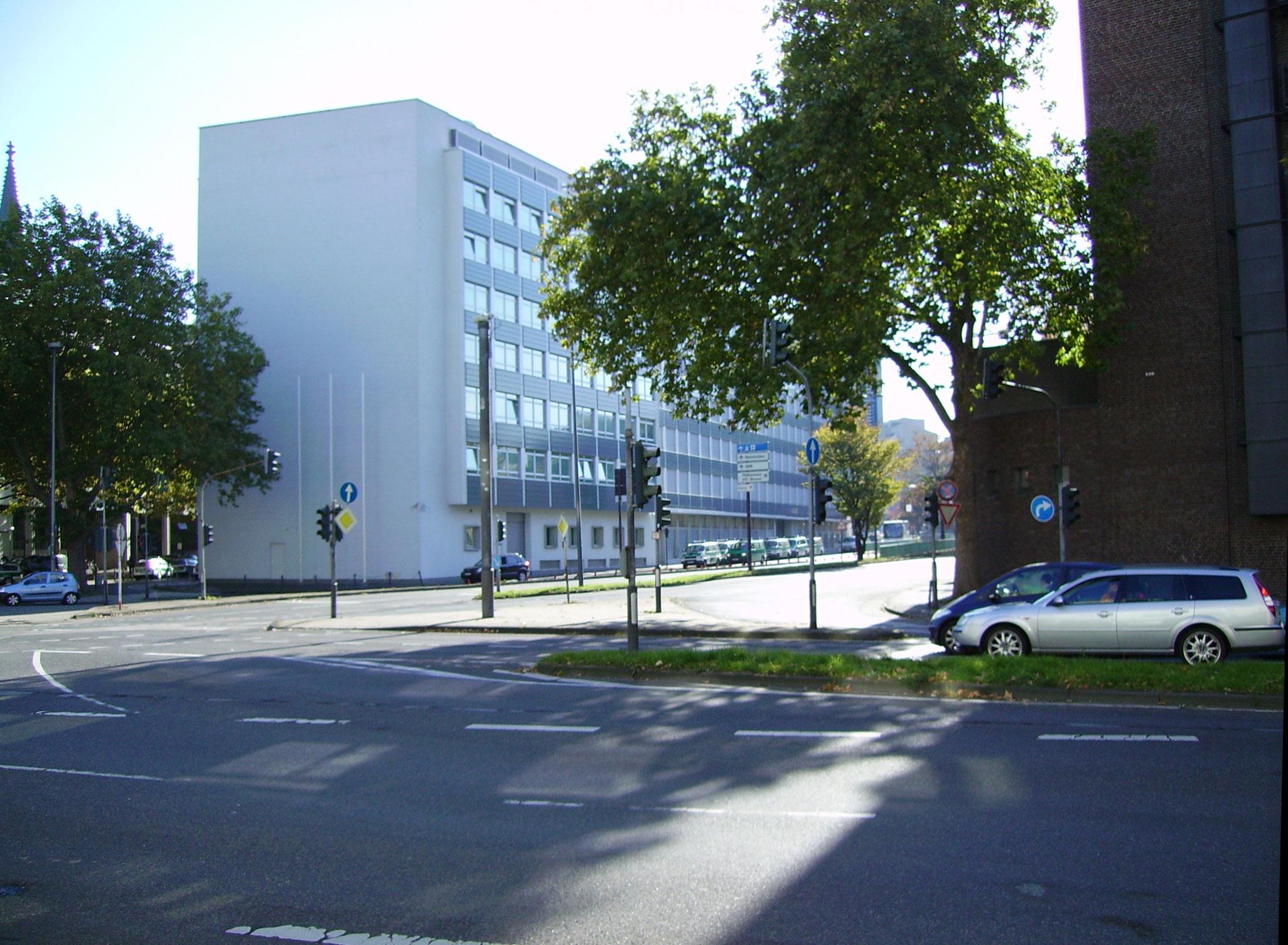 Viktoriastrasse, 2012