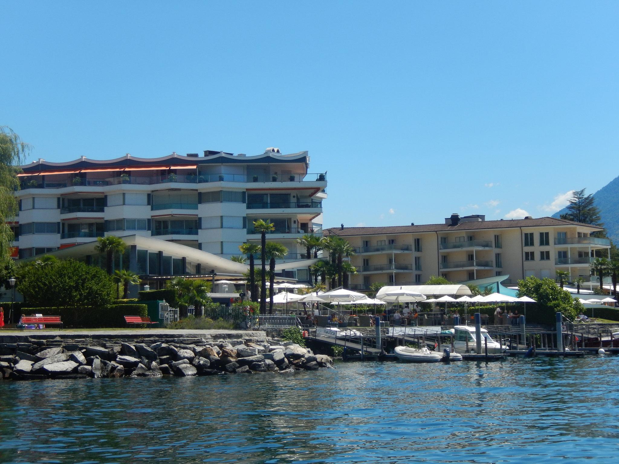 Ristorante Marina Ascona