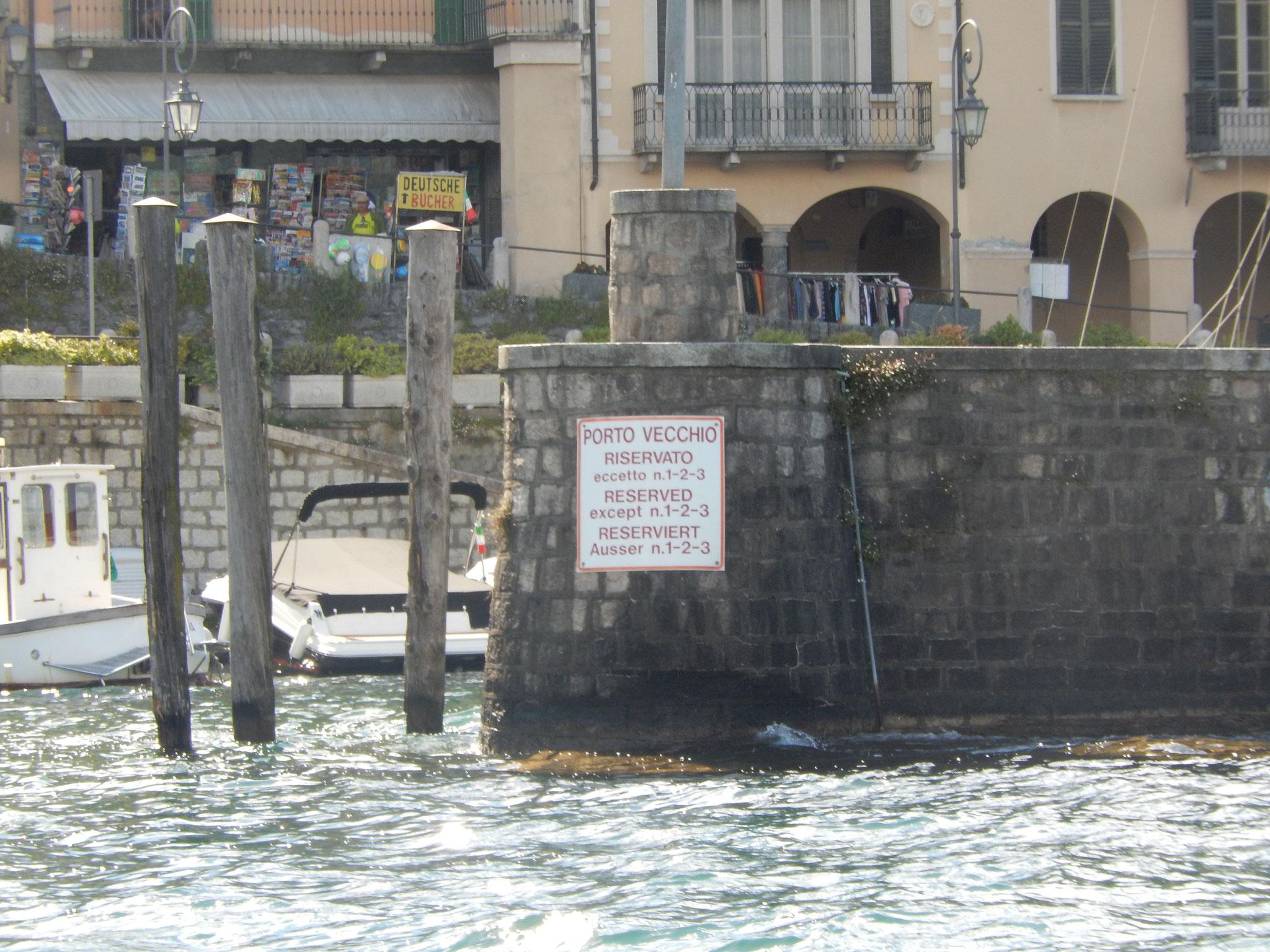 Porto Vecchio Cannobio