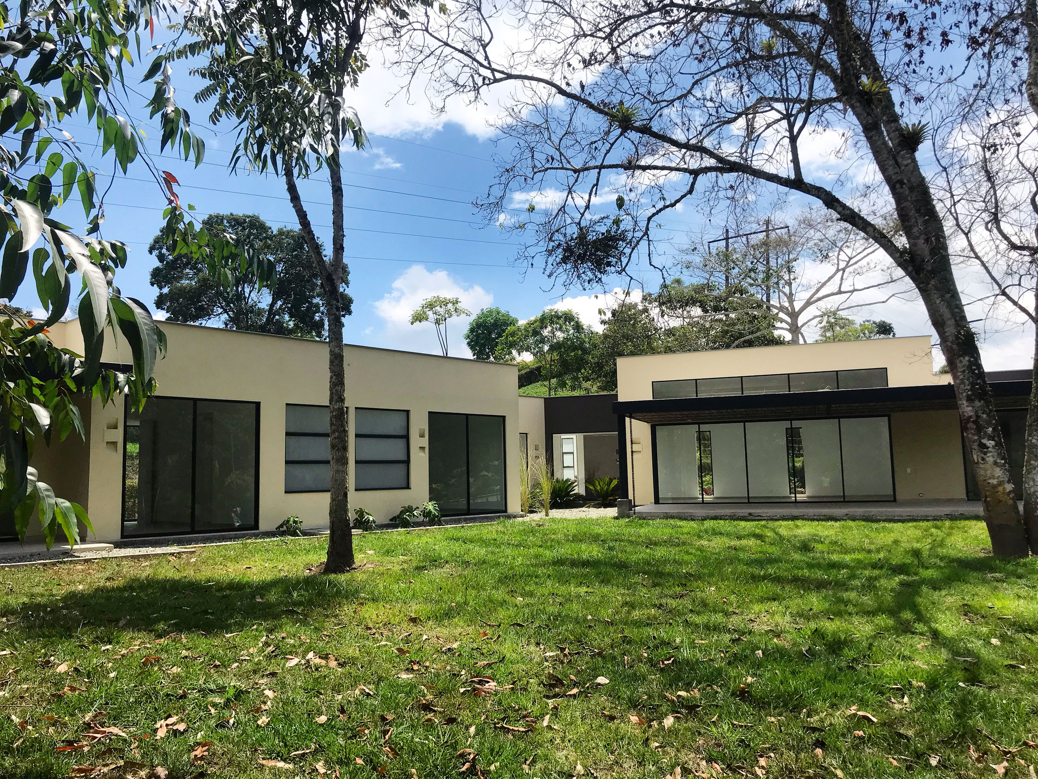 Acheter votre maison d'architecte neuve dans le Quindio - Colombie