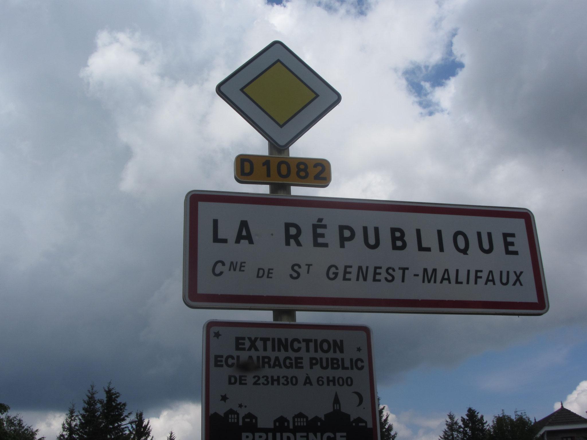 Bienvenue à Saint Genest Malifaux !