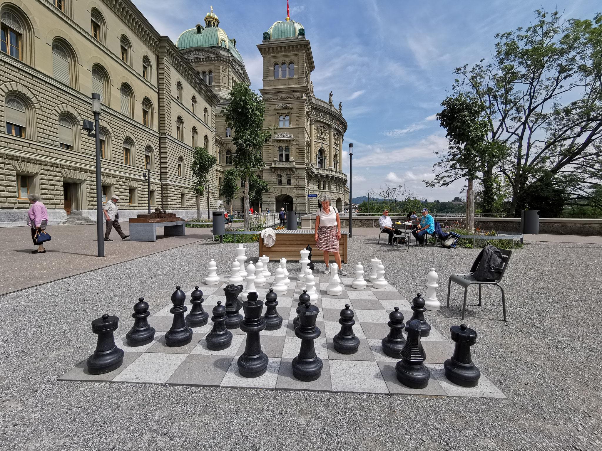Bern - 2021 - Bundesterrasse