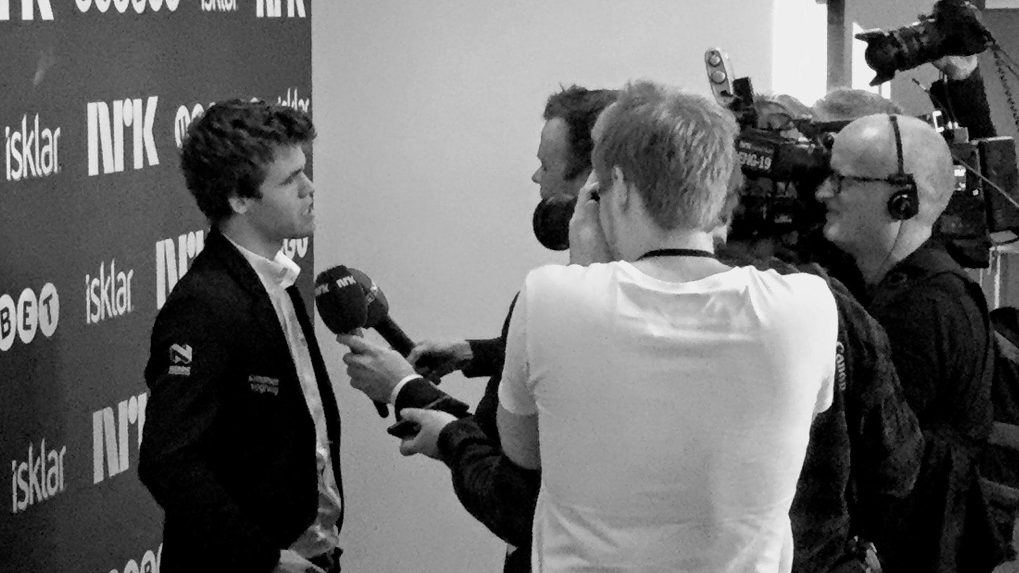 Berlin - 2015 - Magnus Carlsen - Schnell- und Blitzschachweltmeisterschaften