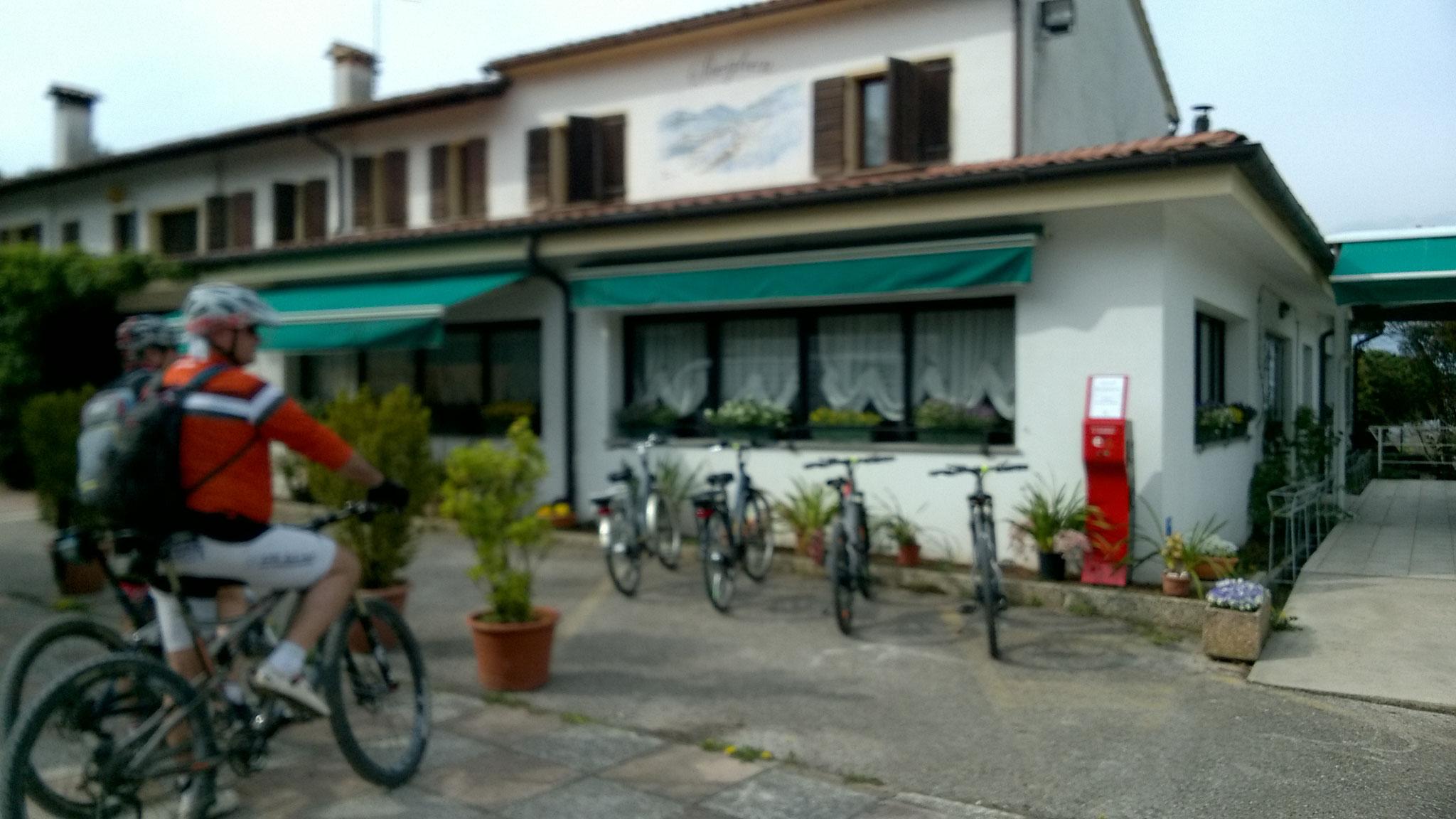 Punto Service Sbegnen noleggio e-bike