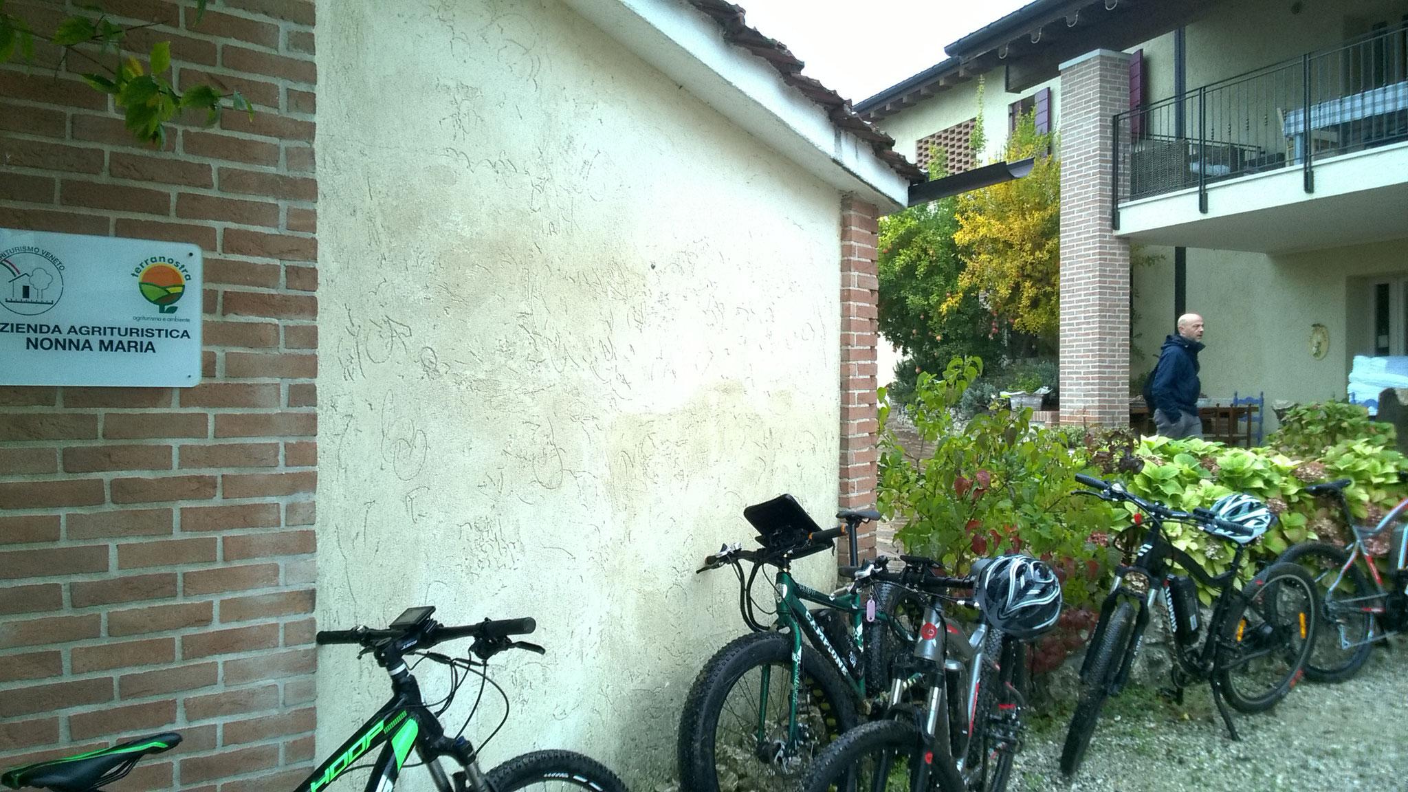 Punto Service cicloturismo in e-bike