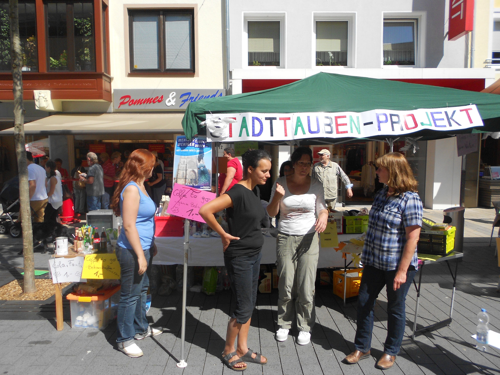 Kindergeburtstag Elias 2015, Vereinsfest 2015