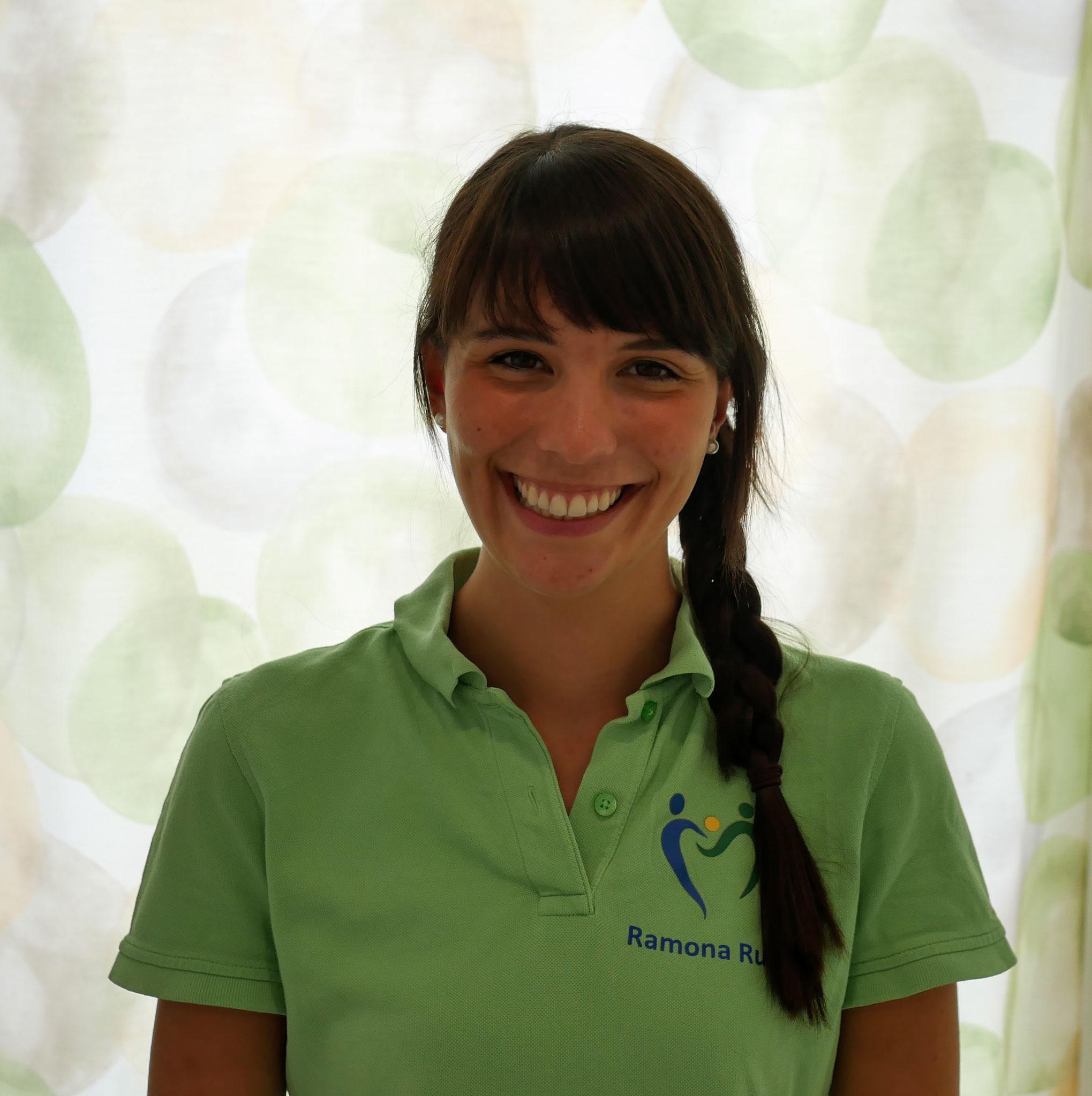 Ramona Russ - medizinische Fachangestellte, Impfassistentin