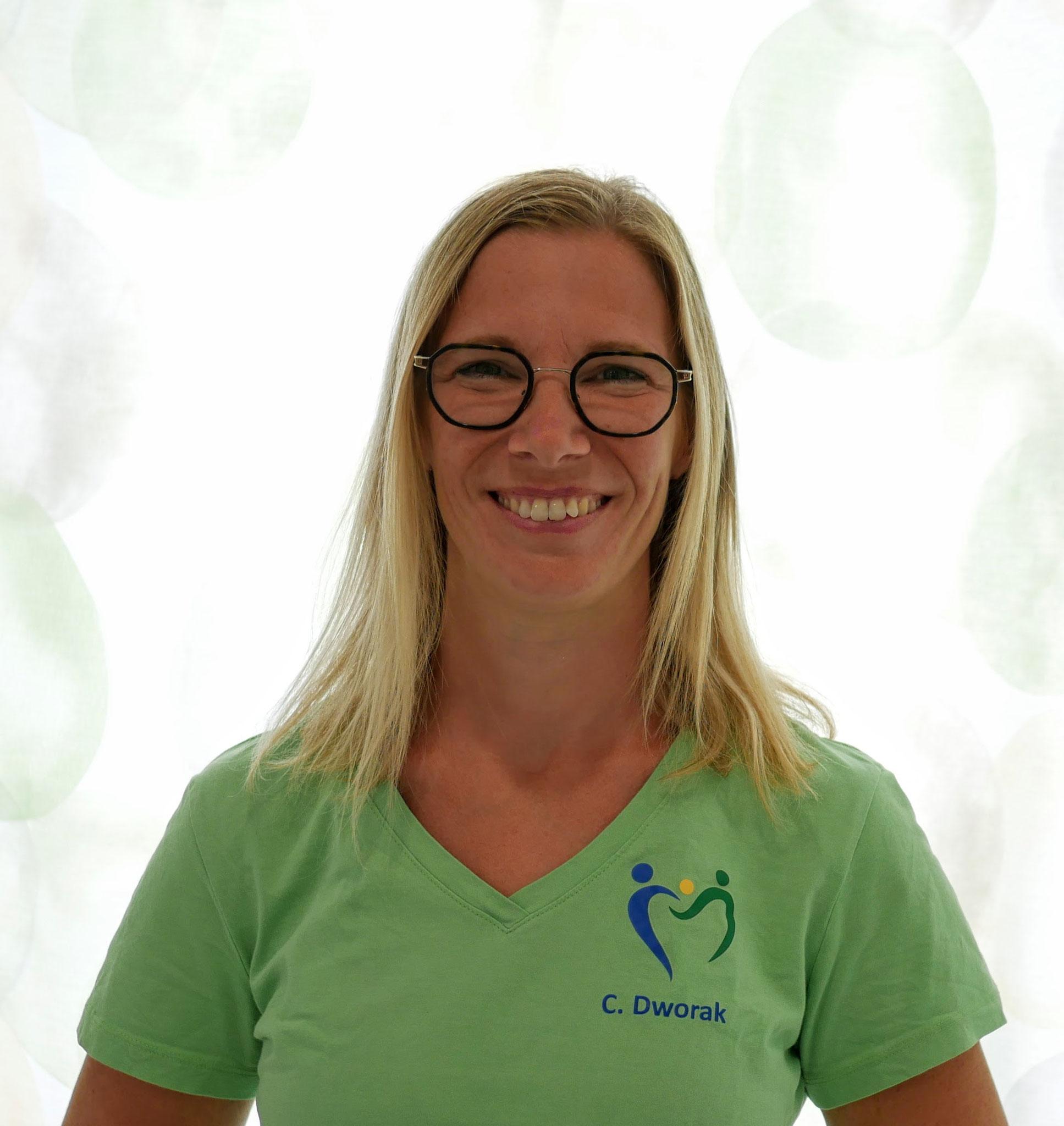 Carolin Dworak - medizinische Fachangestellte