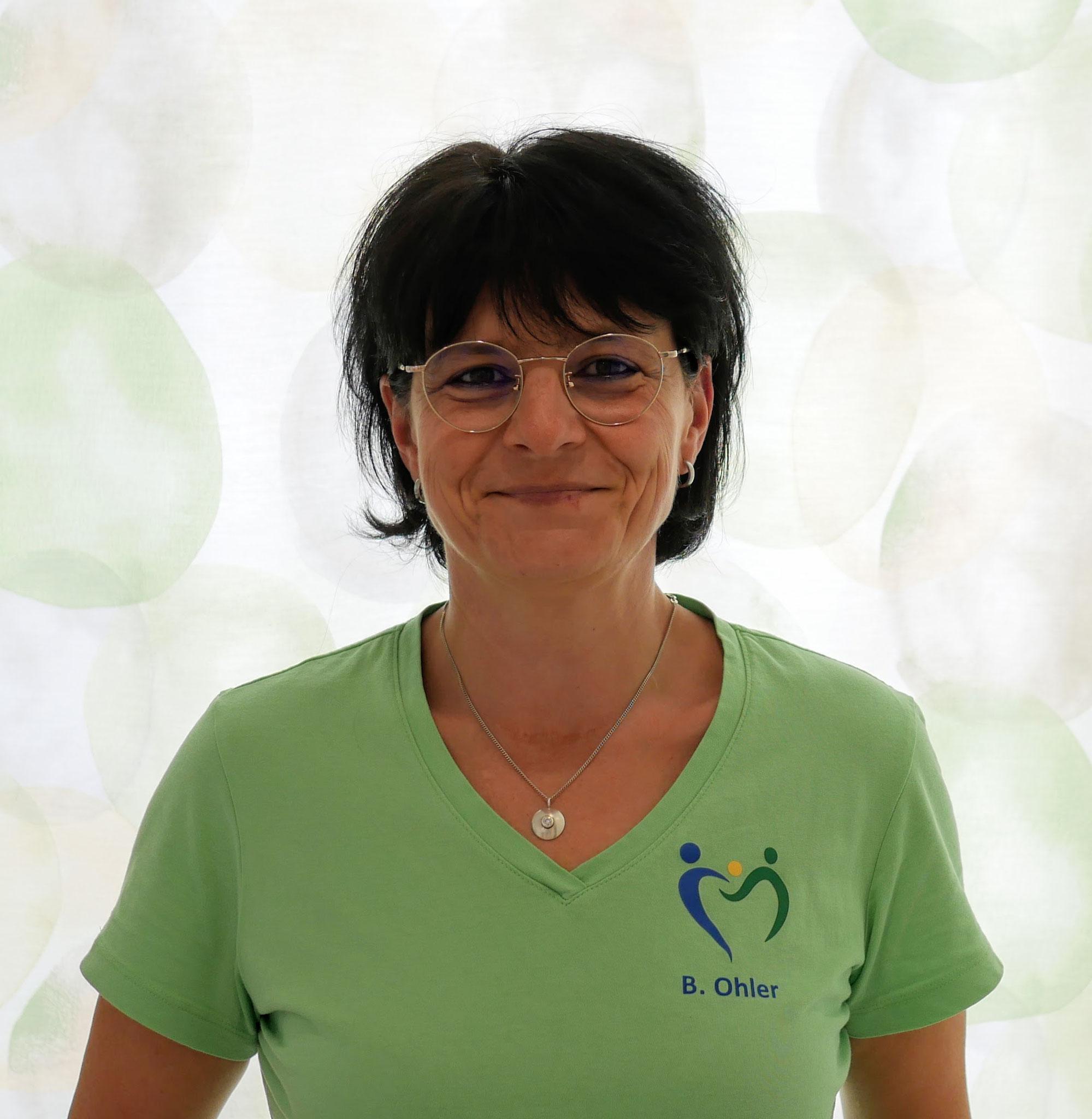 Bianca Ohler - Teamleitung, medizinische Fachangestellte, mobile Versorgung (VERAH)