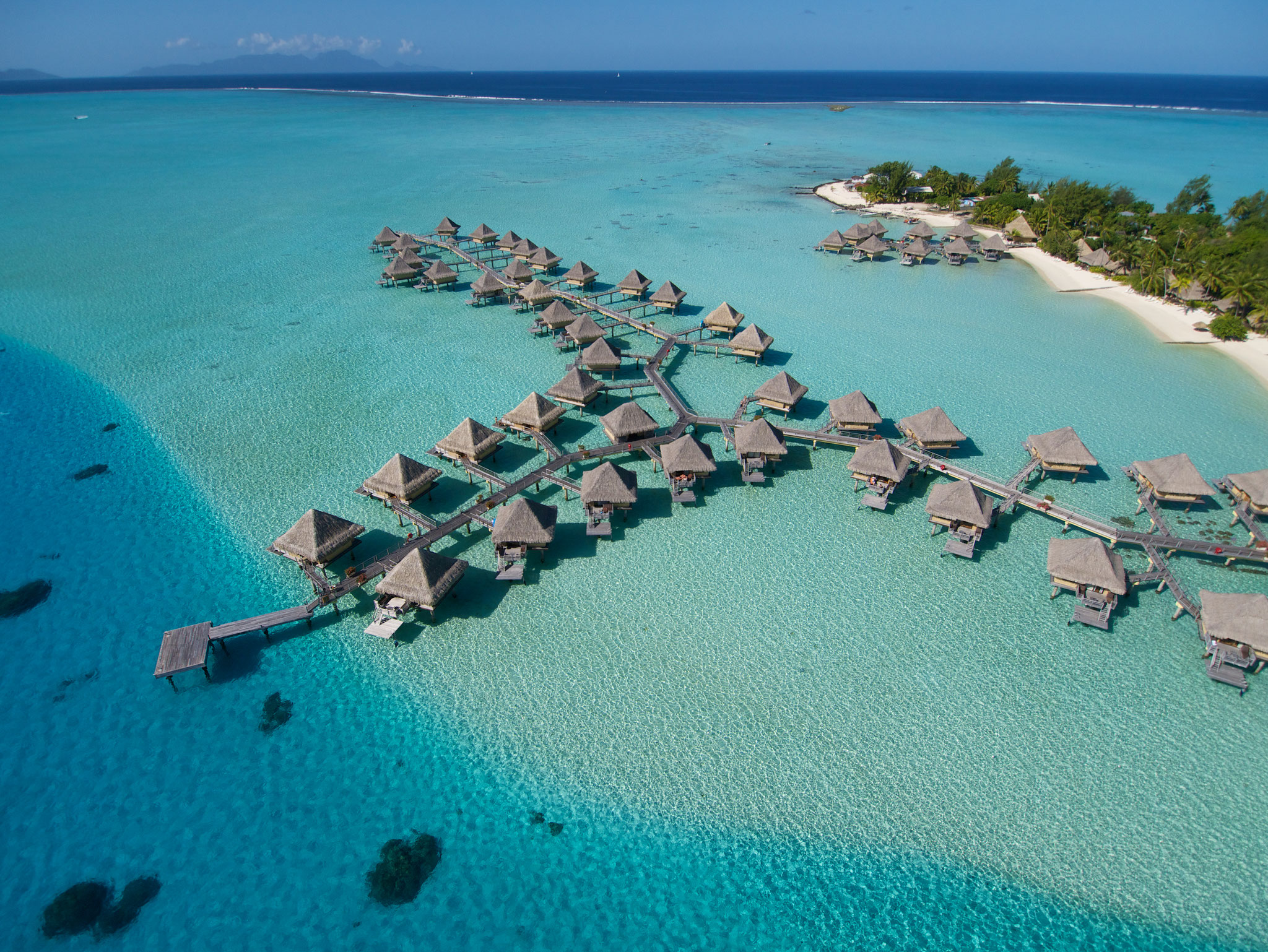 Intercontinental Bora Bora Moana Resort