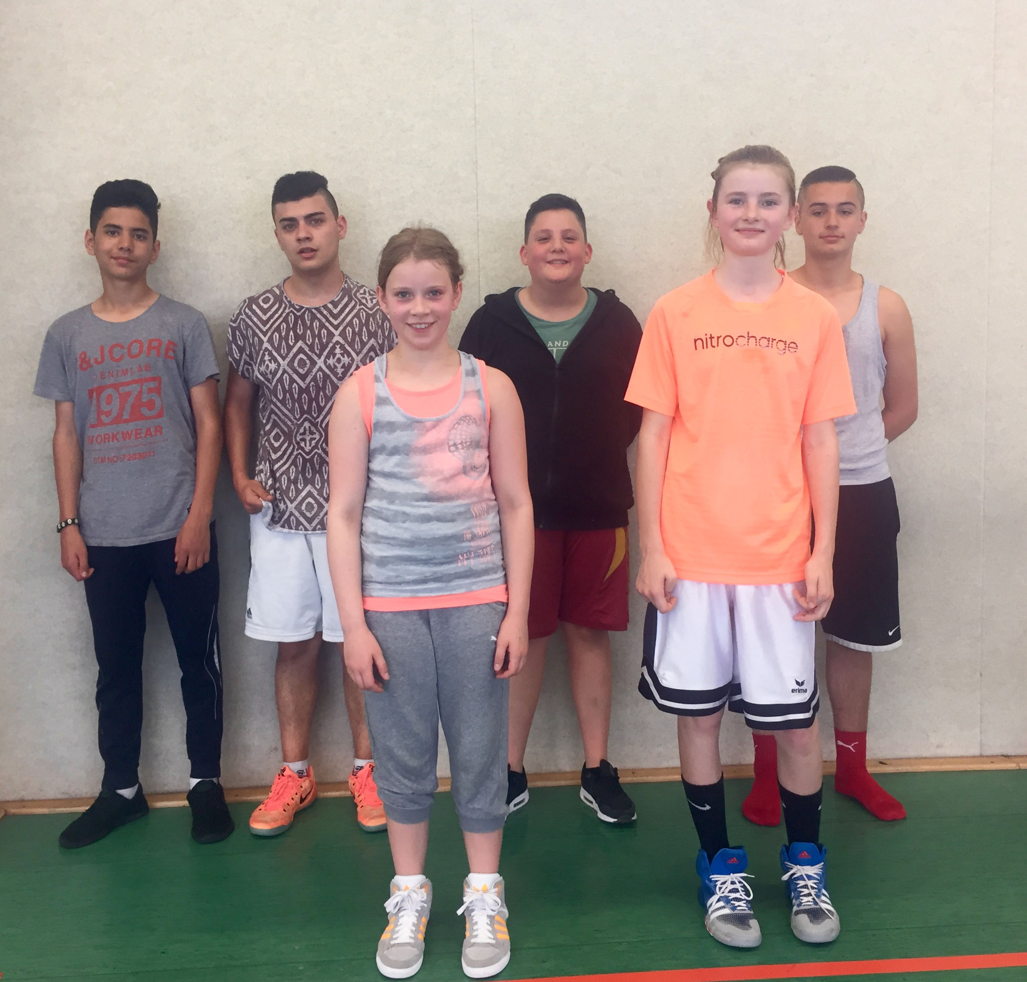 "Gencay's Team ""Monsters"" - Platz 2"