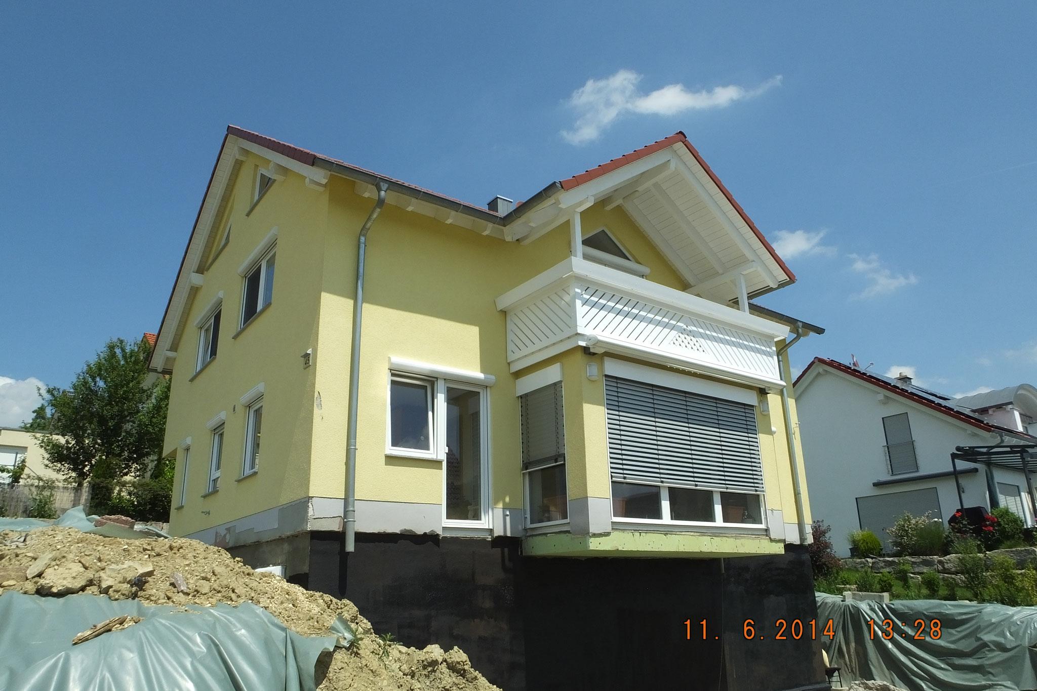 Schnelle - kompetent - preiswerte Bauwerksabdichtung