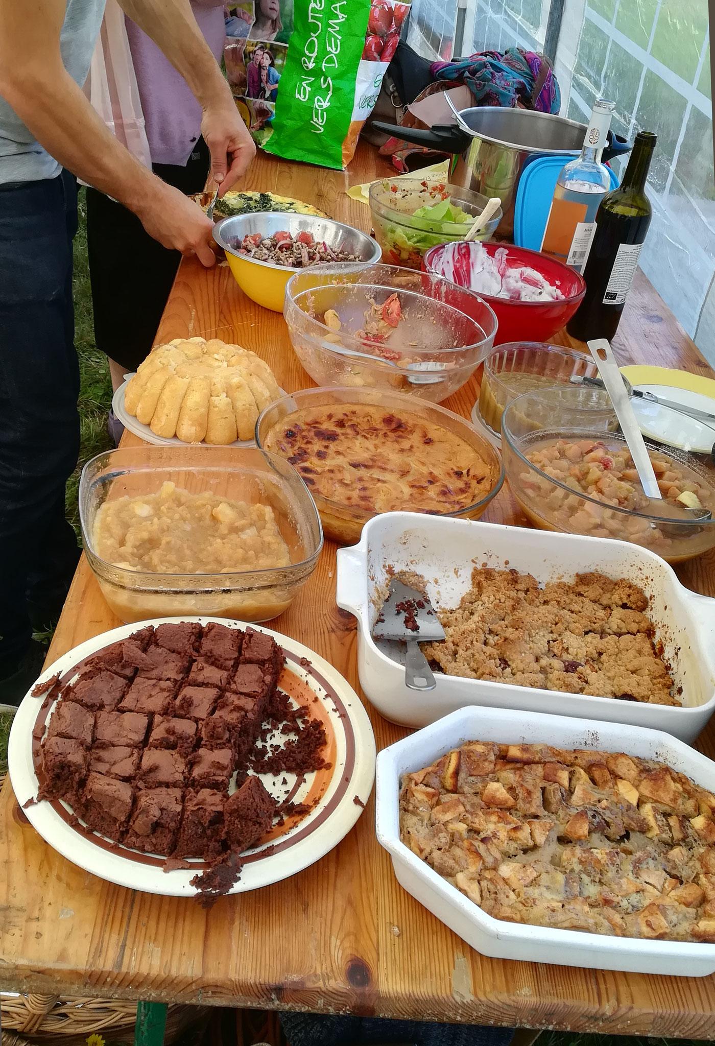 desserts de tous