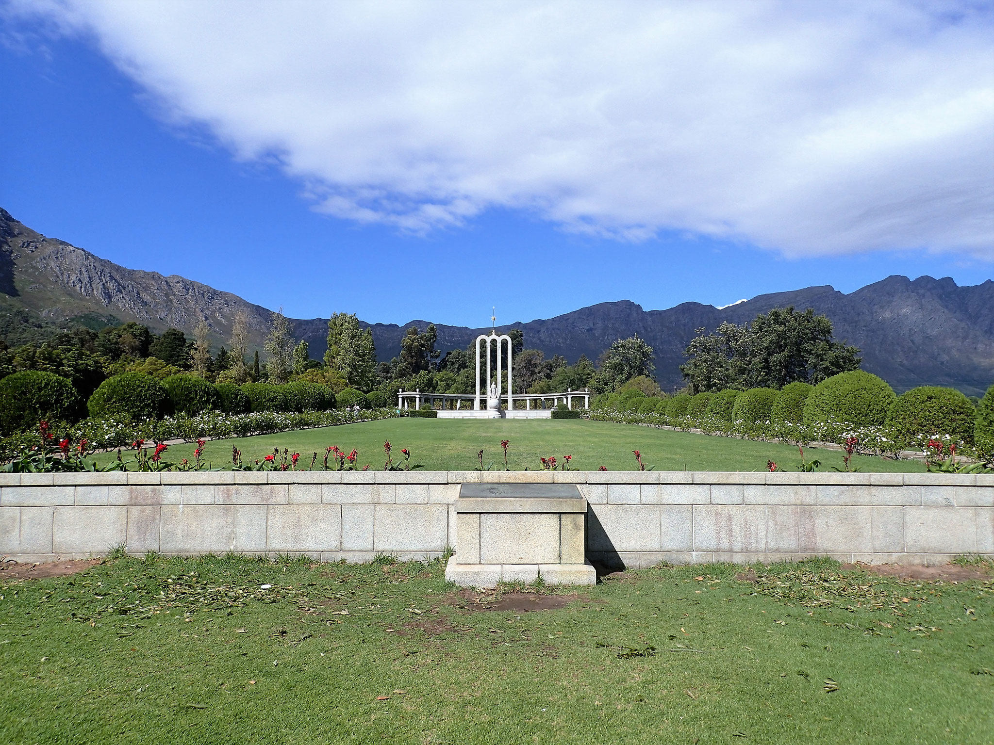 Huguenot Memorial