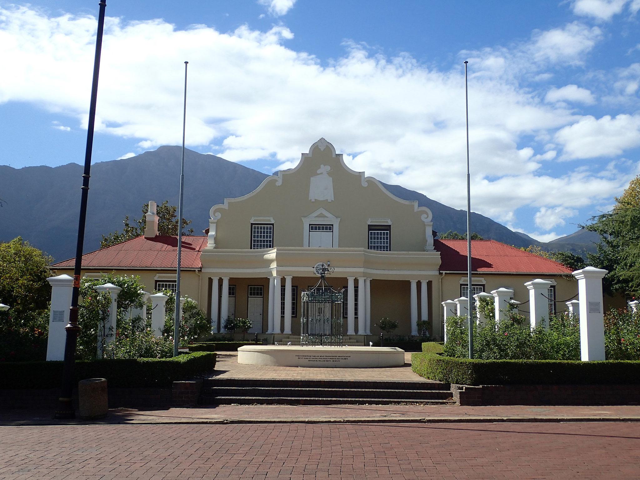 Rathaus von Franchhoek