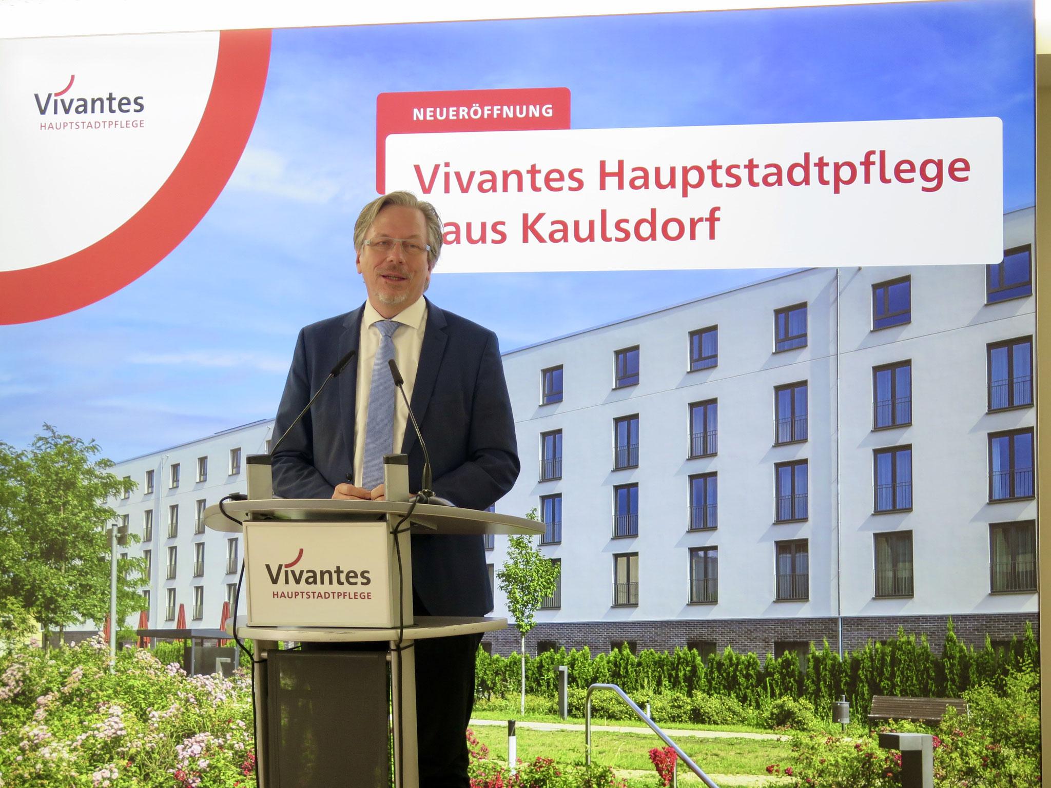 Gesundheitsstaatssekretär Martin Matz (SPD)
