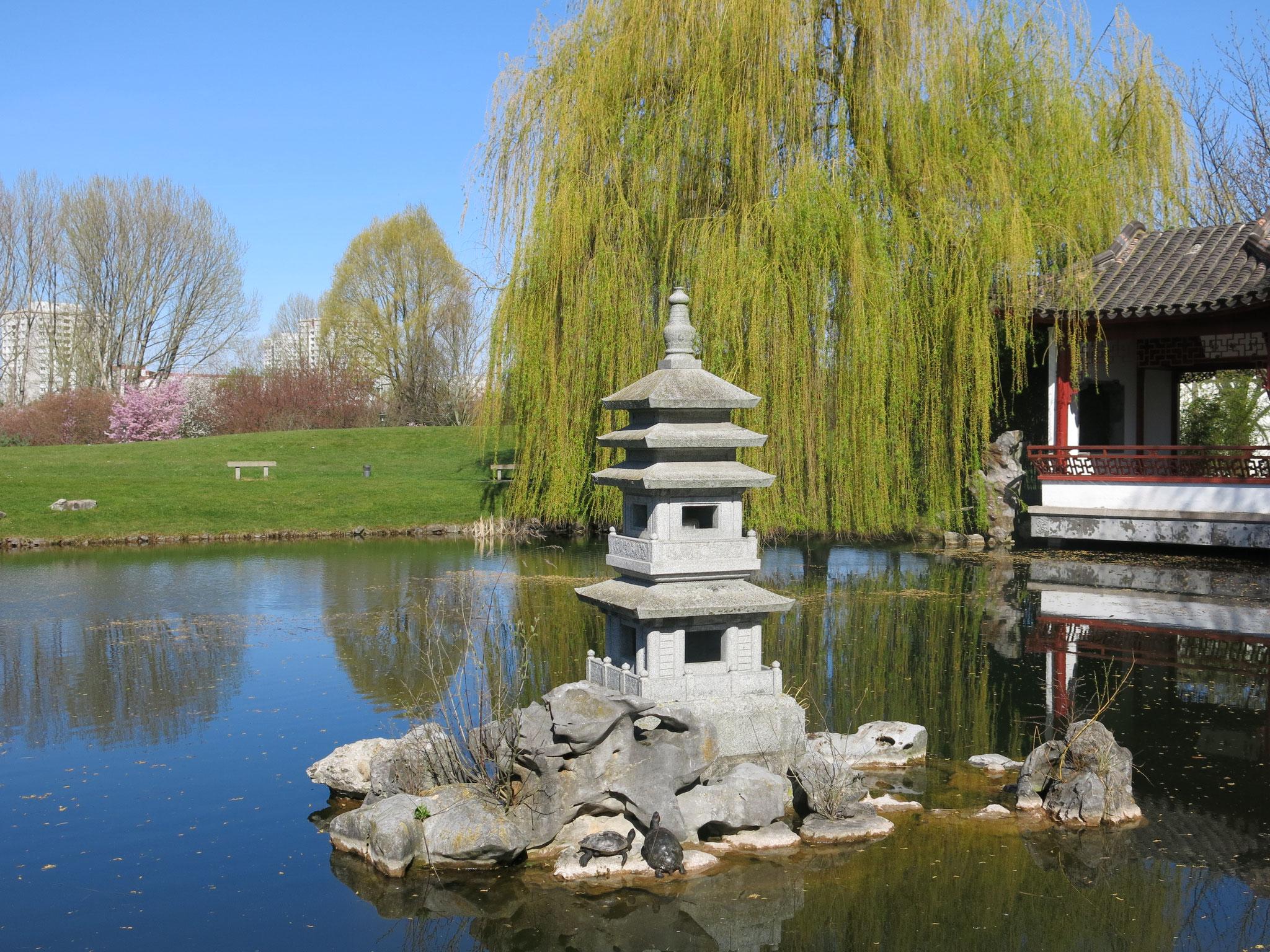 Tipp 11: Gärten der Welt: Chinesischer Garten