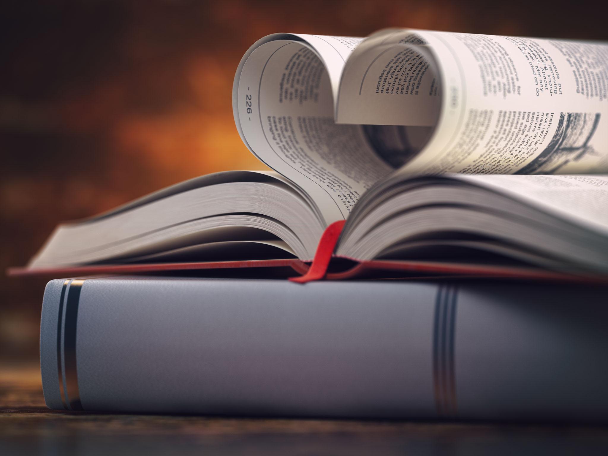 Tipp 3: Fr, 1.11., 16.30-17 Uhr: Vorlesen für Grundschulkinder und deren Geschwister in der Mark-Twain-Bibliothek, © Maksym Yemelyanov, Adobe Stock