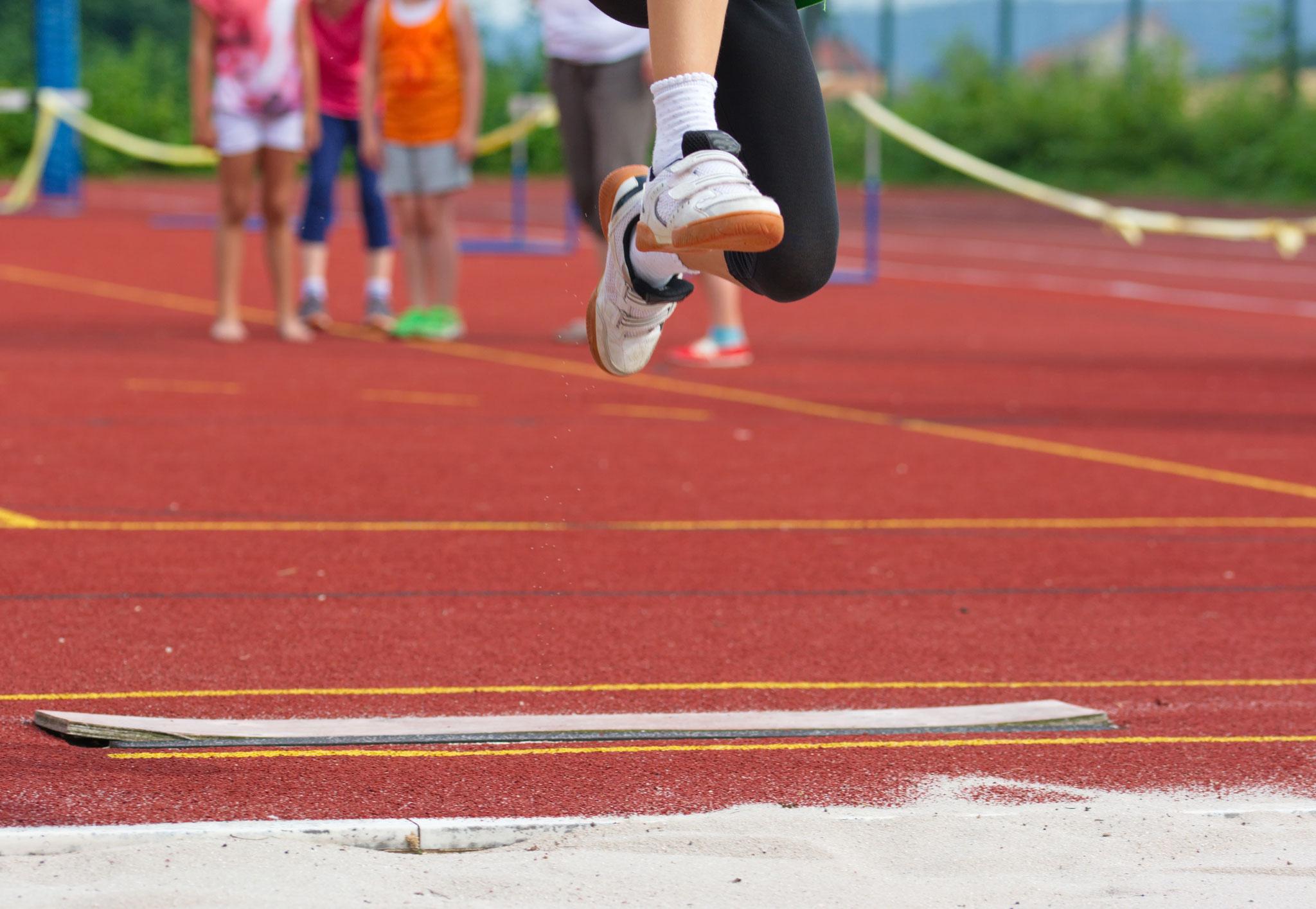 Tipp 3: Berliner Schülermeisterschaften in der Leichtathletik. Sa/So, 17./18.8., 11 bis 17 Uhr, Stadion an der Allee der Kosmonauten 131, 12681 Berlin, © Schlegelfotos - Fotolia.com