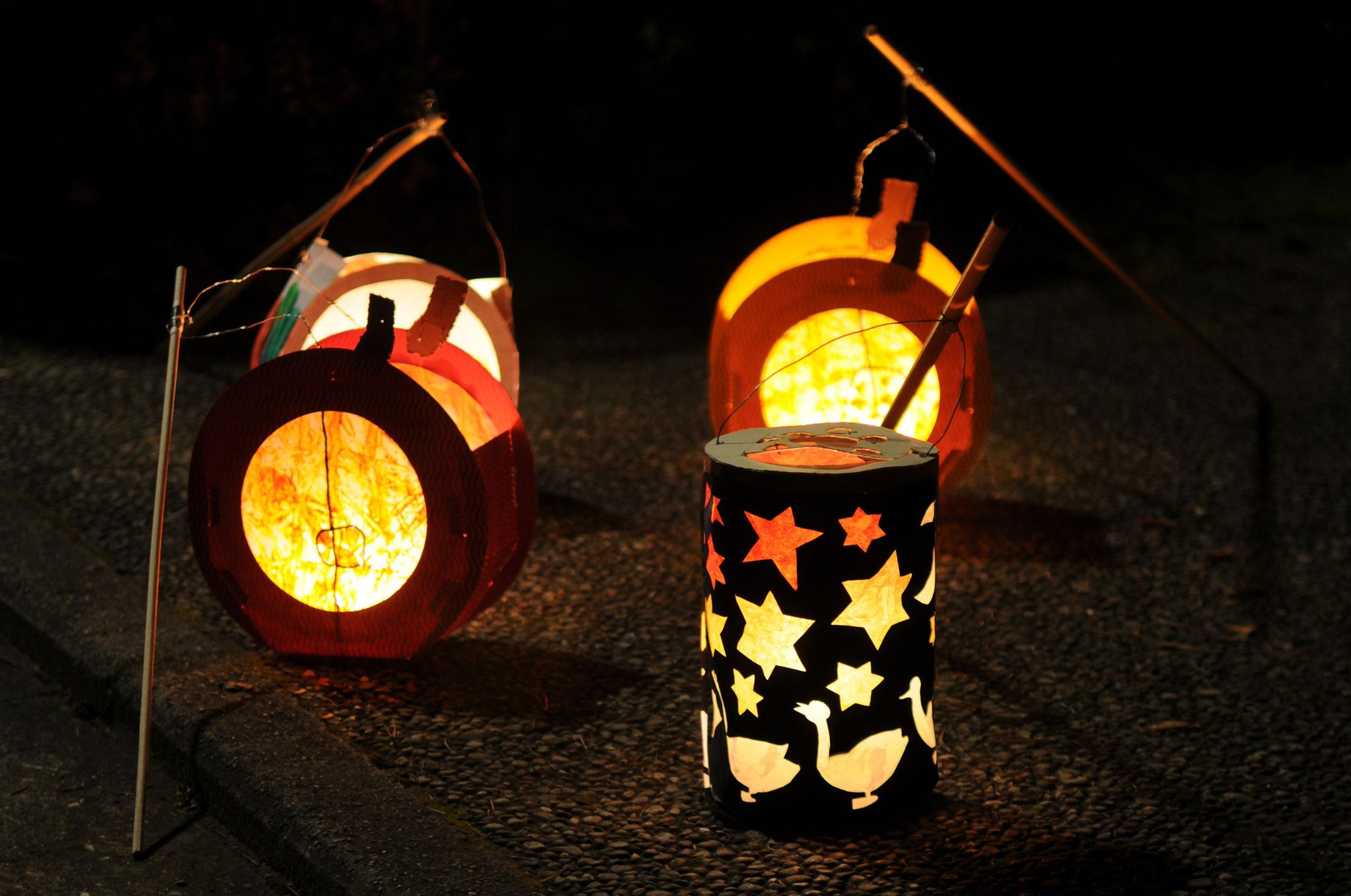 Tipp 3: Fr, 4. Oktober, 18.45 Uhr: Lampionumzug rund um den Cecilienplatz | © Fotofreundin, Adobe Stock