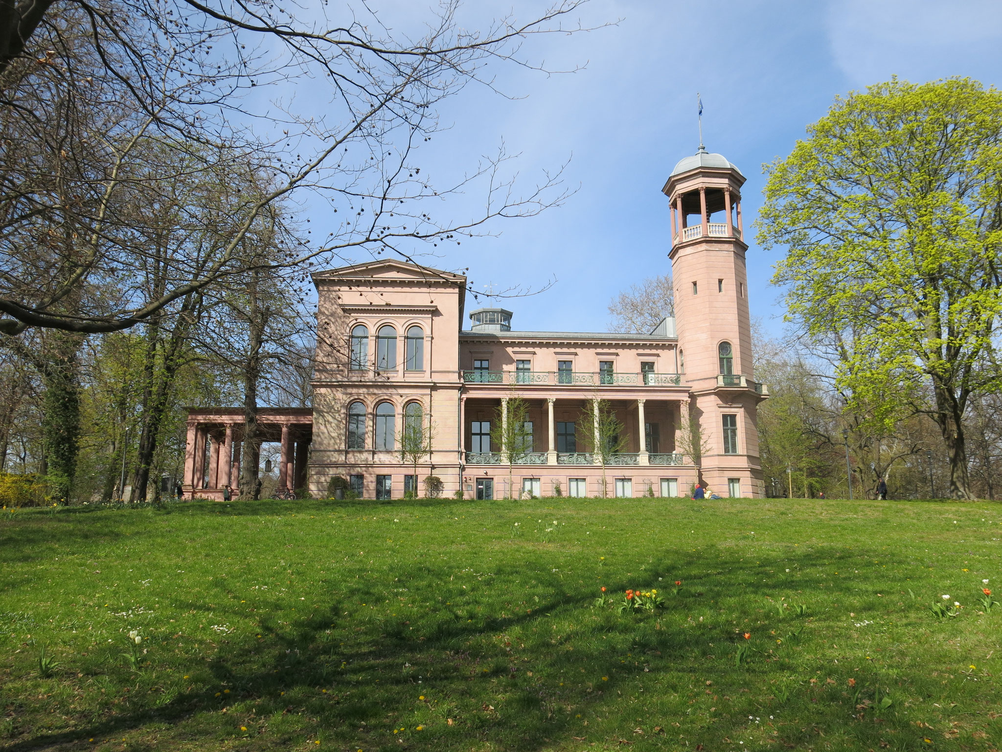 Sa, 18.07., 14.00-18.00 Uhr: Foto-Shooting im Schloss Biesdorf