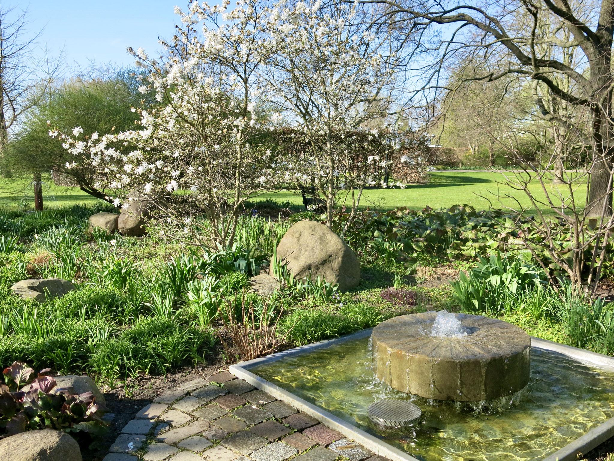 Tipp 11: Gärten der Welt: Sprudel- und Quellgarten