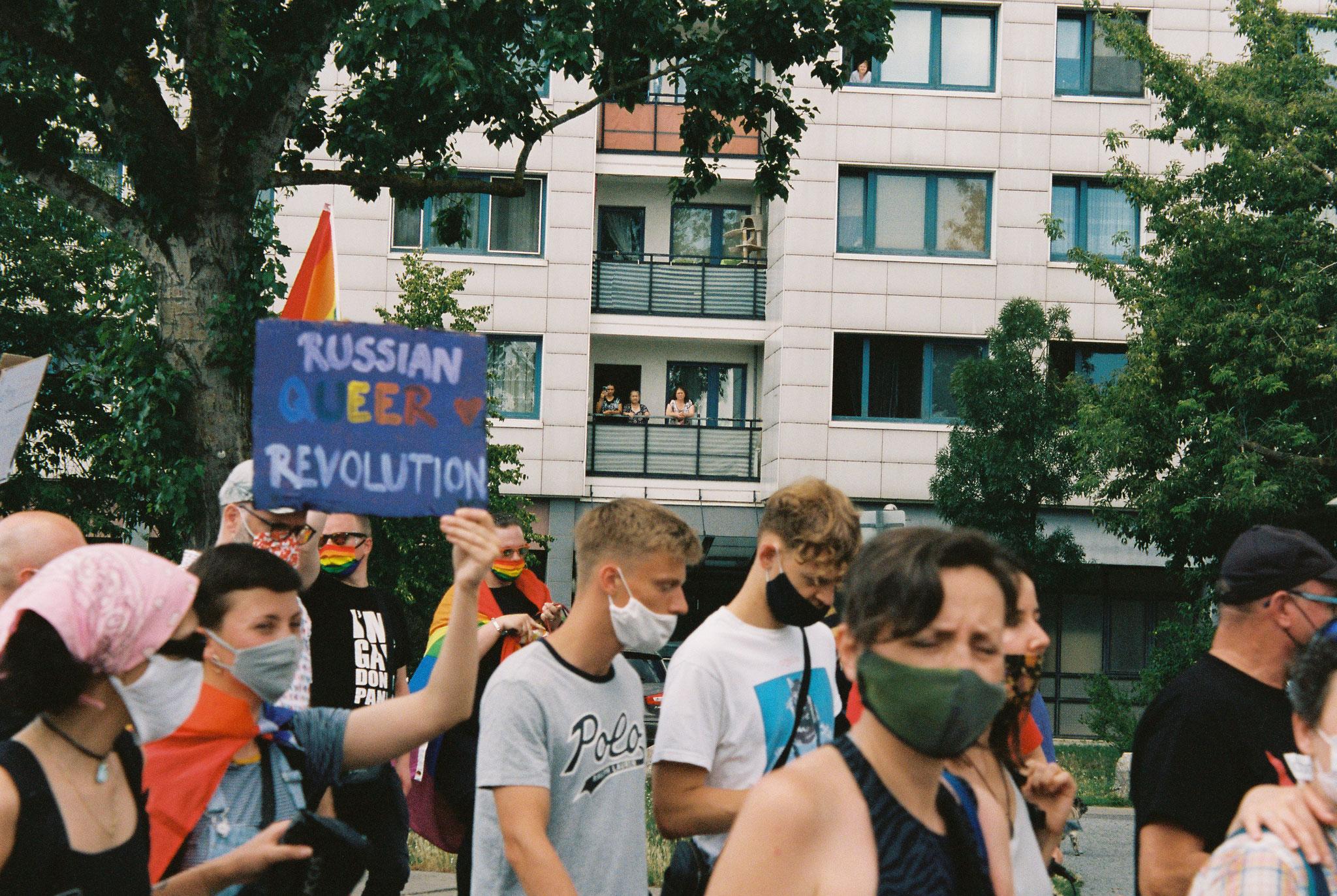 Sa, 17.07. | ab 12.00 Uhr: Marzahn Pride 2021 © Quarteera