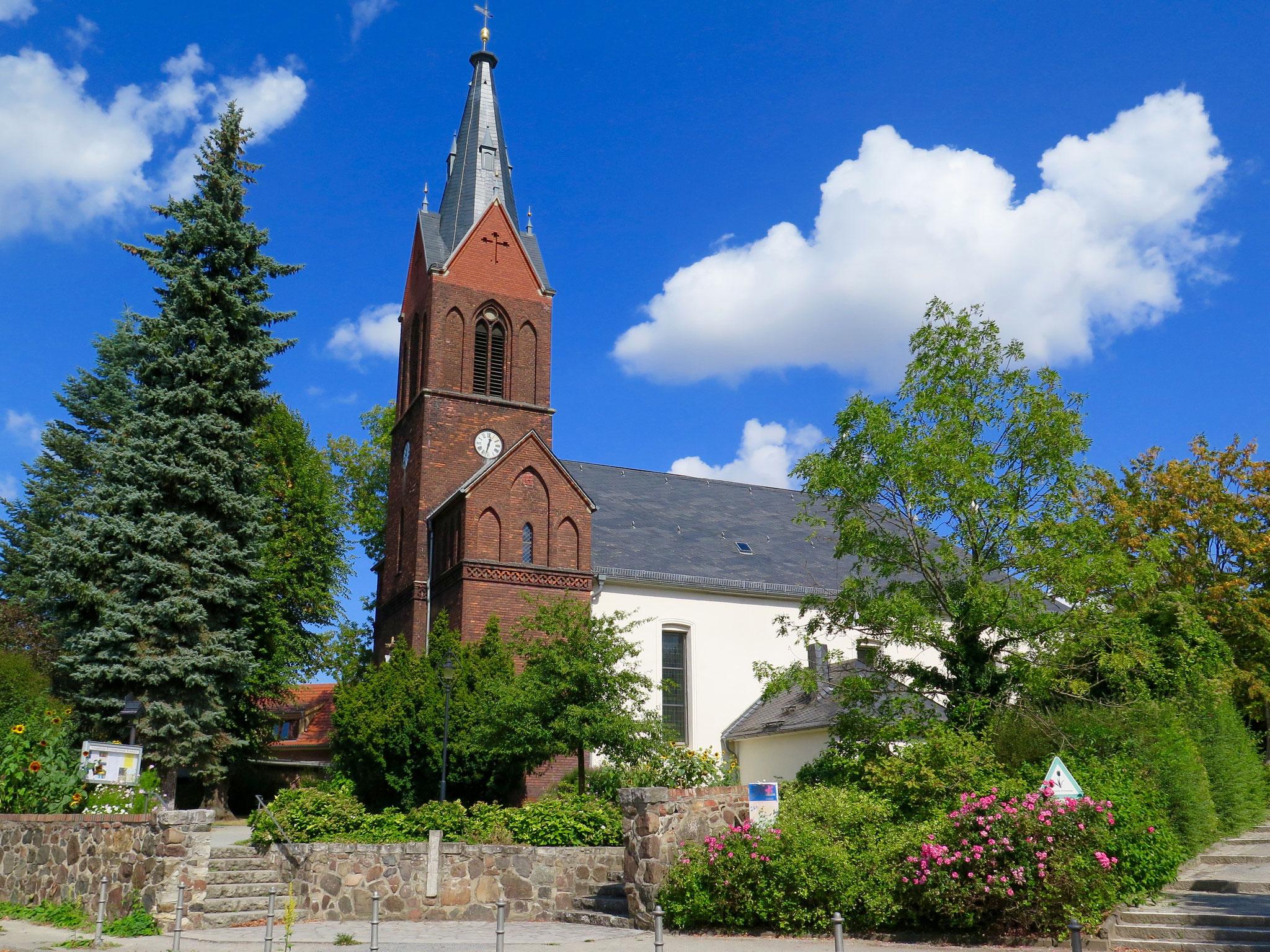 Jesuskirche Kaulsdorf