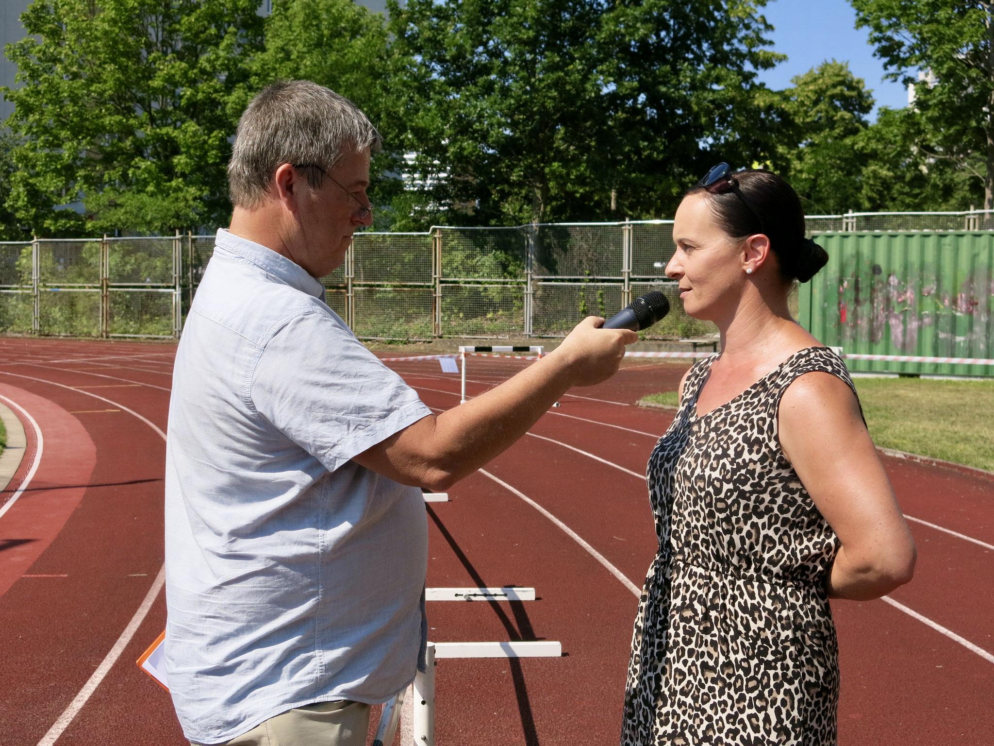 Kirsten Münchow holte vor 20 Jahren bei den Olympischen Spielen in Sydney Bronze.