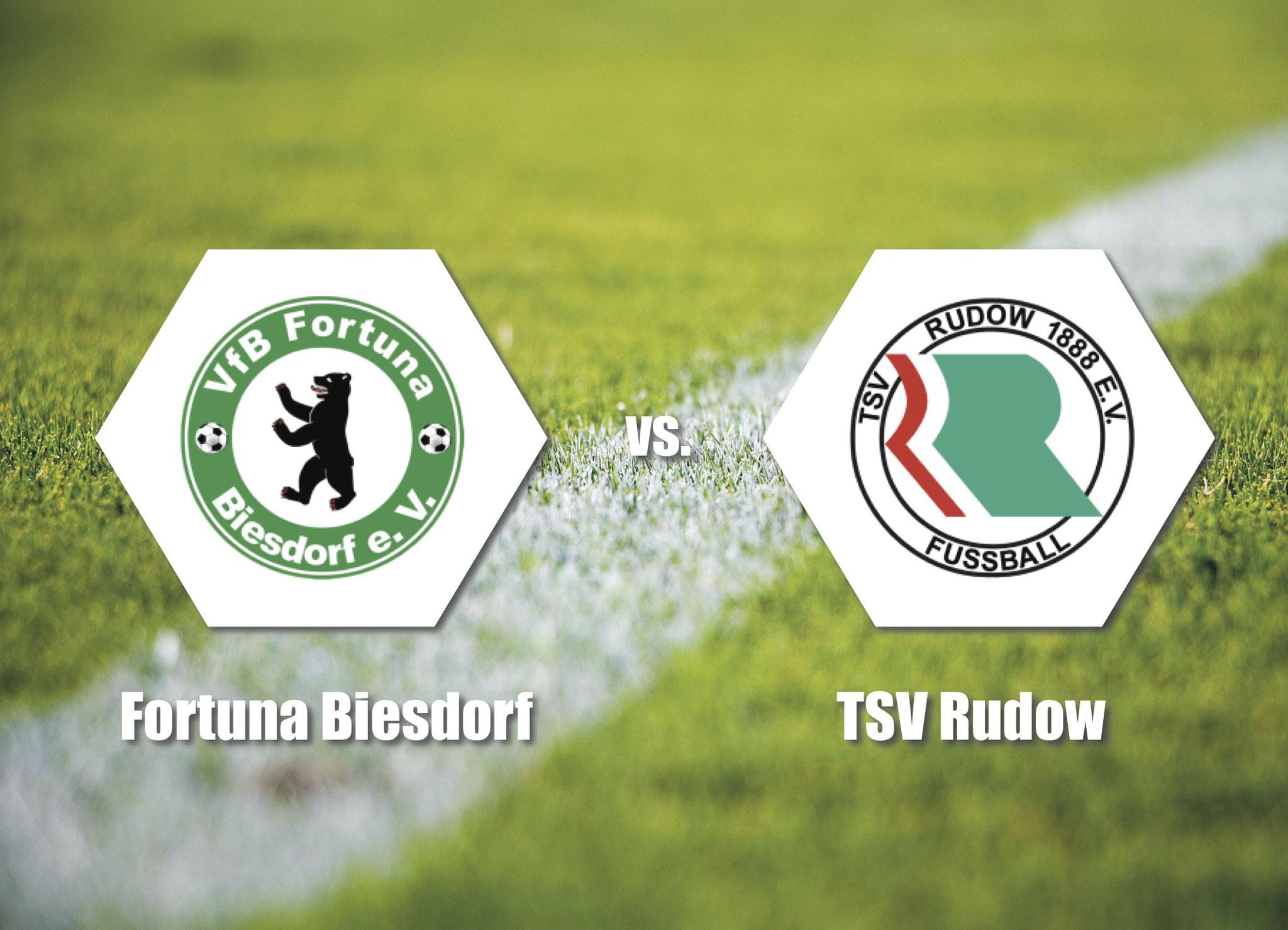 Tipp 7: Sa, 5.10., 14 Uhr: Matchday in der Berlin-Liga. Fortuna Biesdorf vs. TSV Rudow, Grabensprung 56
