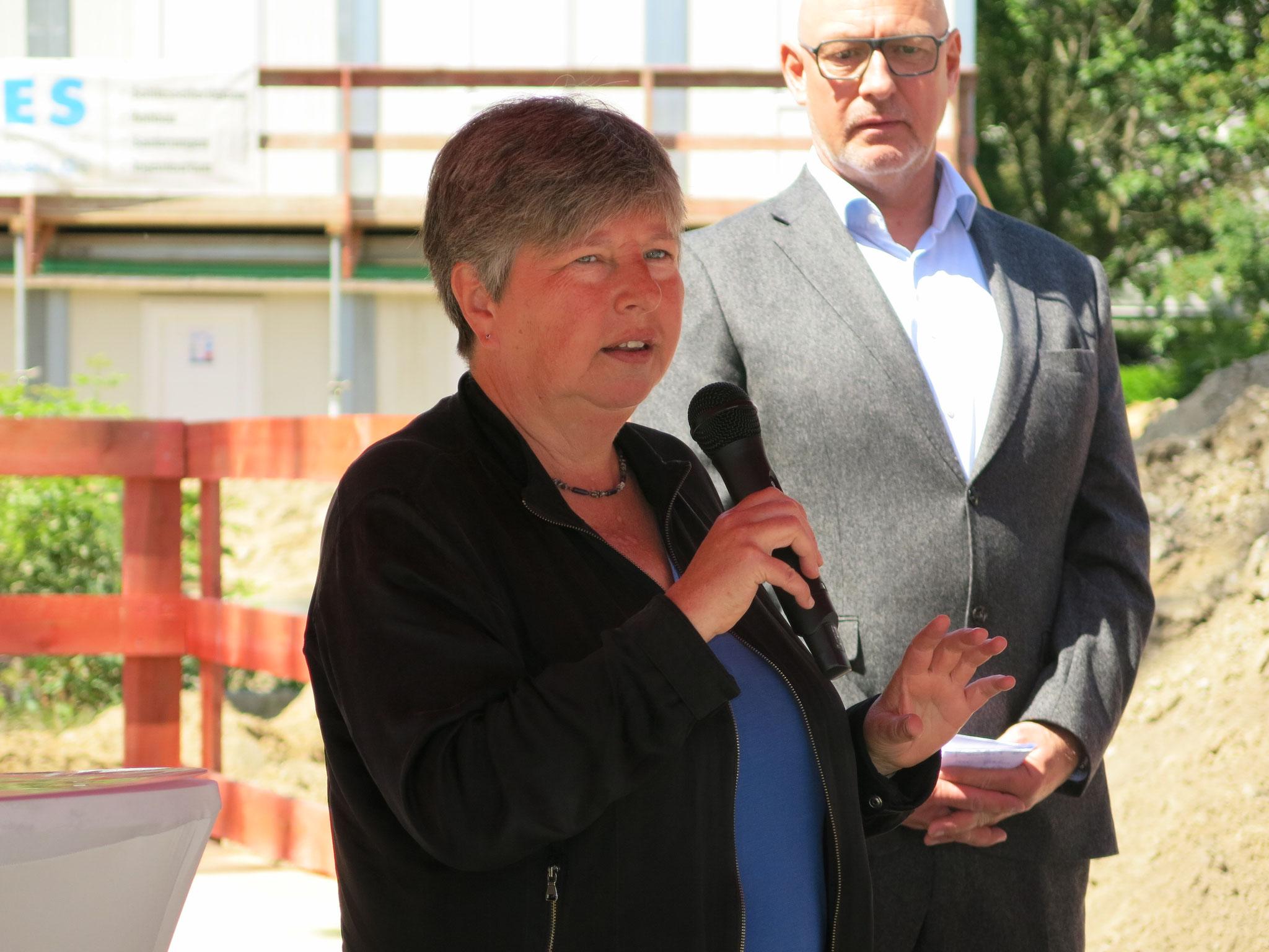 Katrin Lompscher, Senatorin für Stadtentwicklung und Wohnen