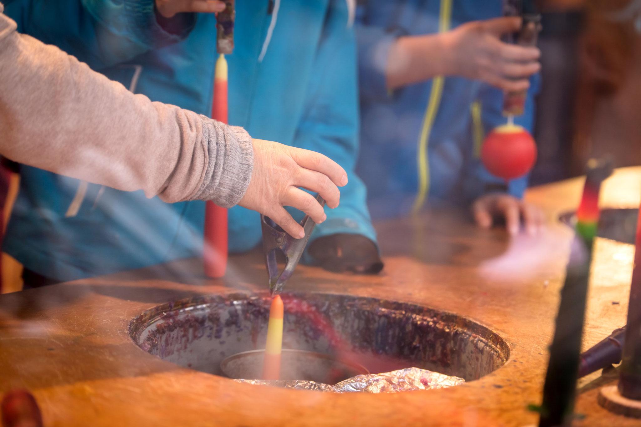 Do, 12. Dezember, 15 Uhr: Kerzenziehen im Freilandlabor Marzahn, Torgauer Straße 6 | © M.Dörr & M.Frommherz, Adobe Stock