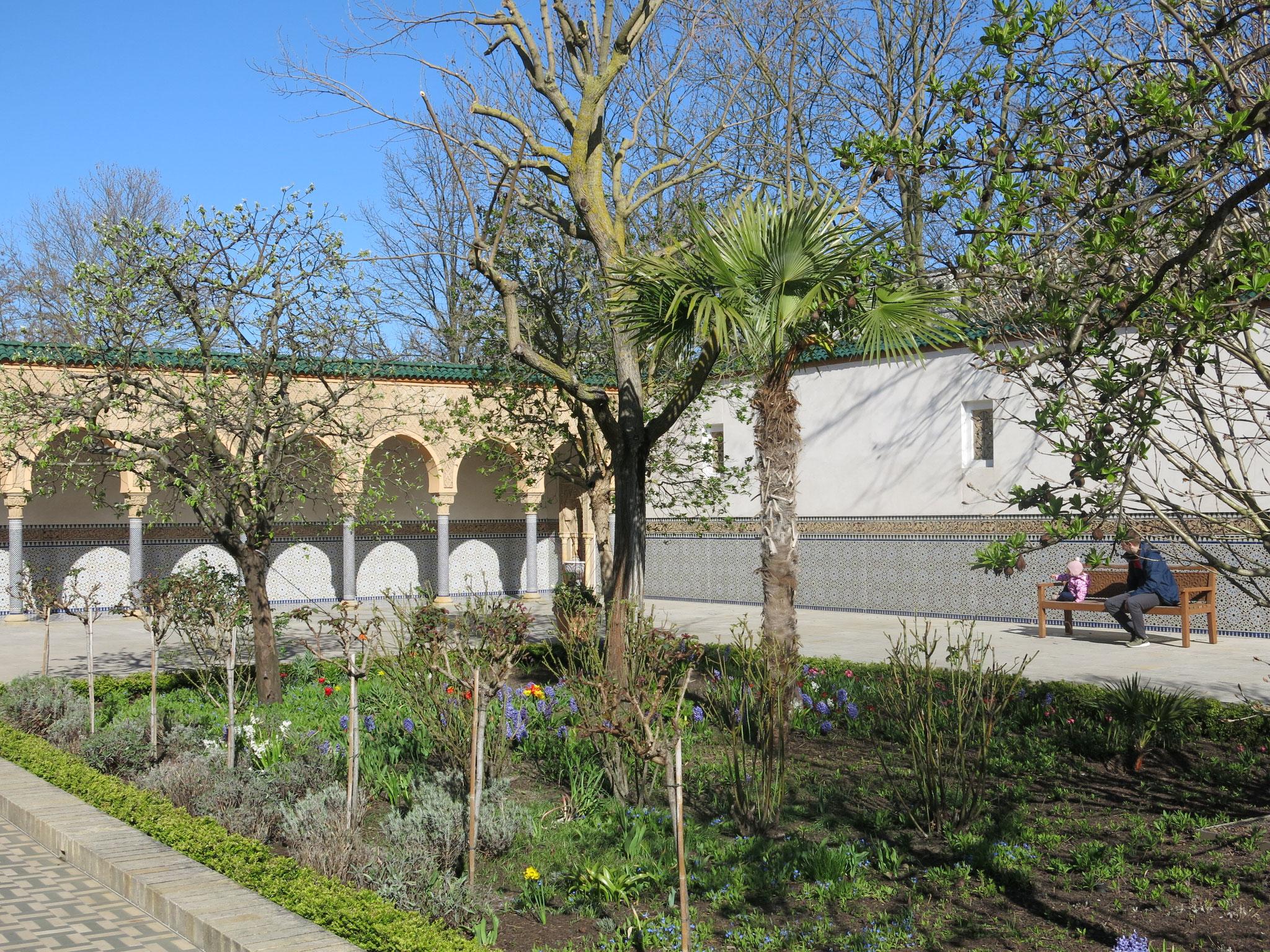 Tipp 11: Gärten der Welt: Orientalischer Garten
