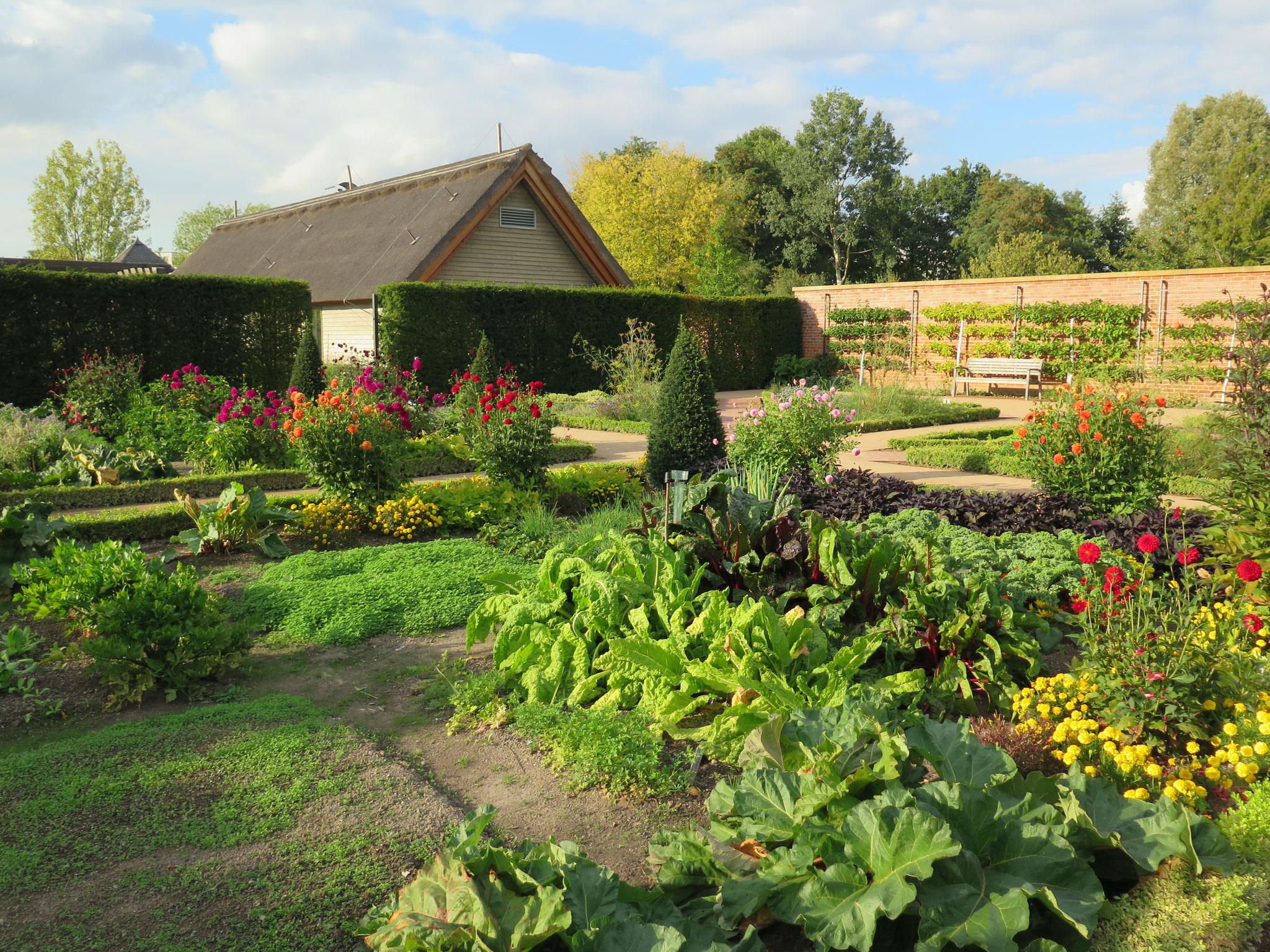 Tipp 12: So, 6.10., 11 Uhr: Führung durch die Gärten der Welt