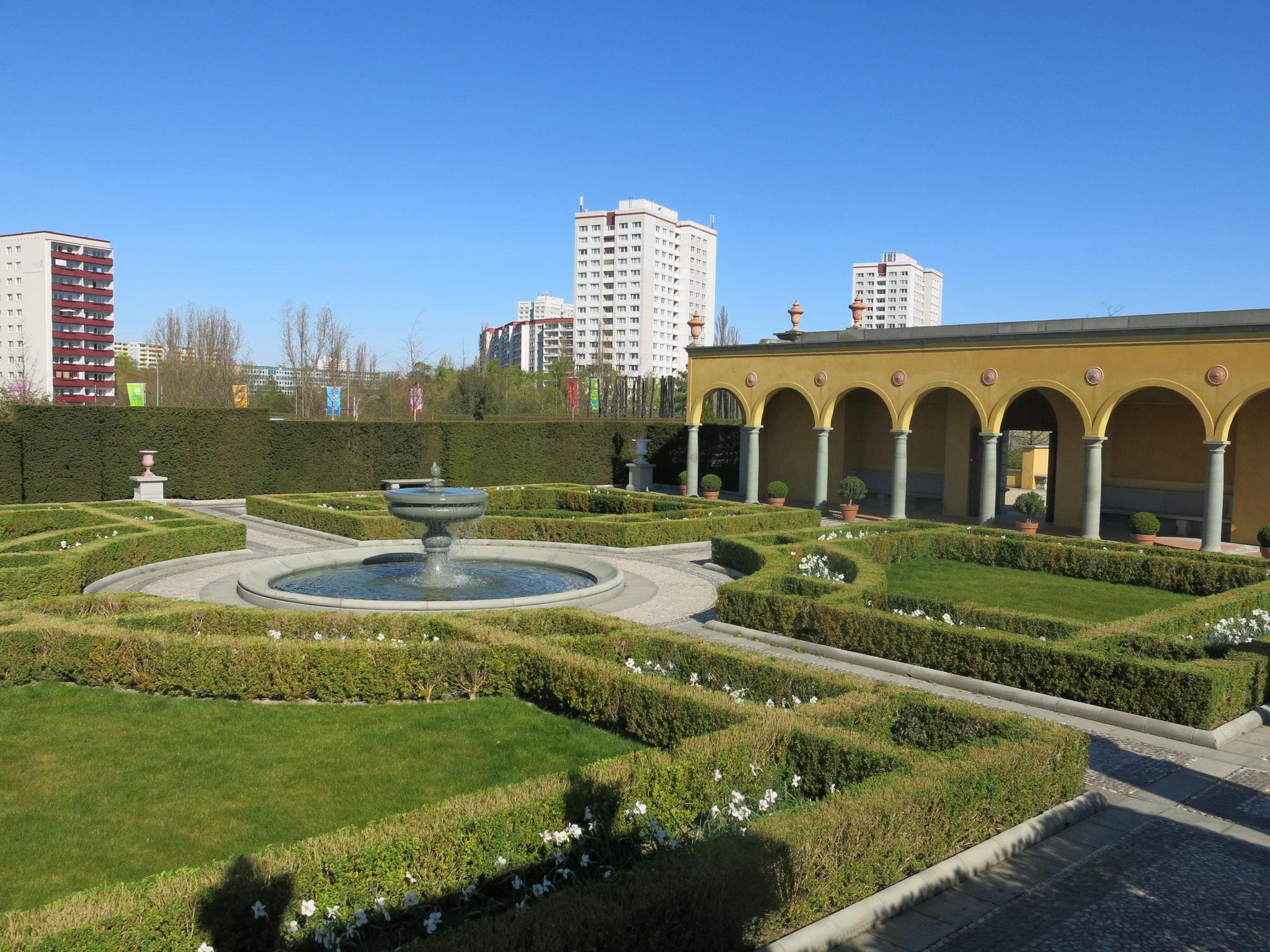 Tipp 11: Gärten der Welt: Renaissancegarten