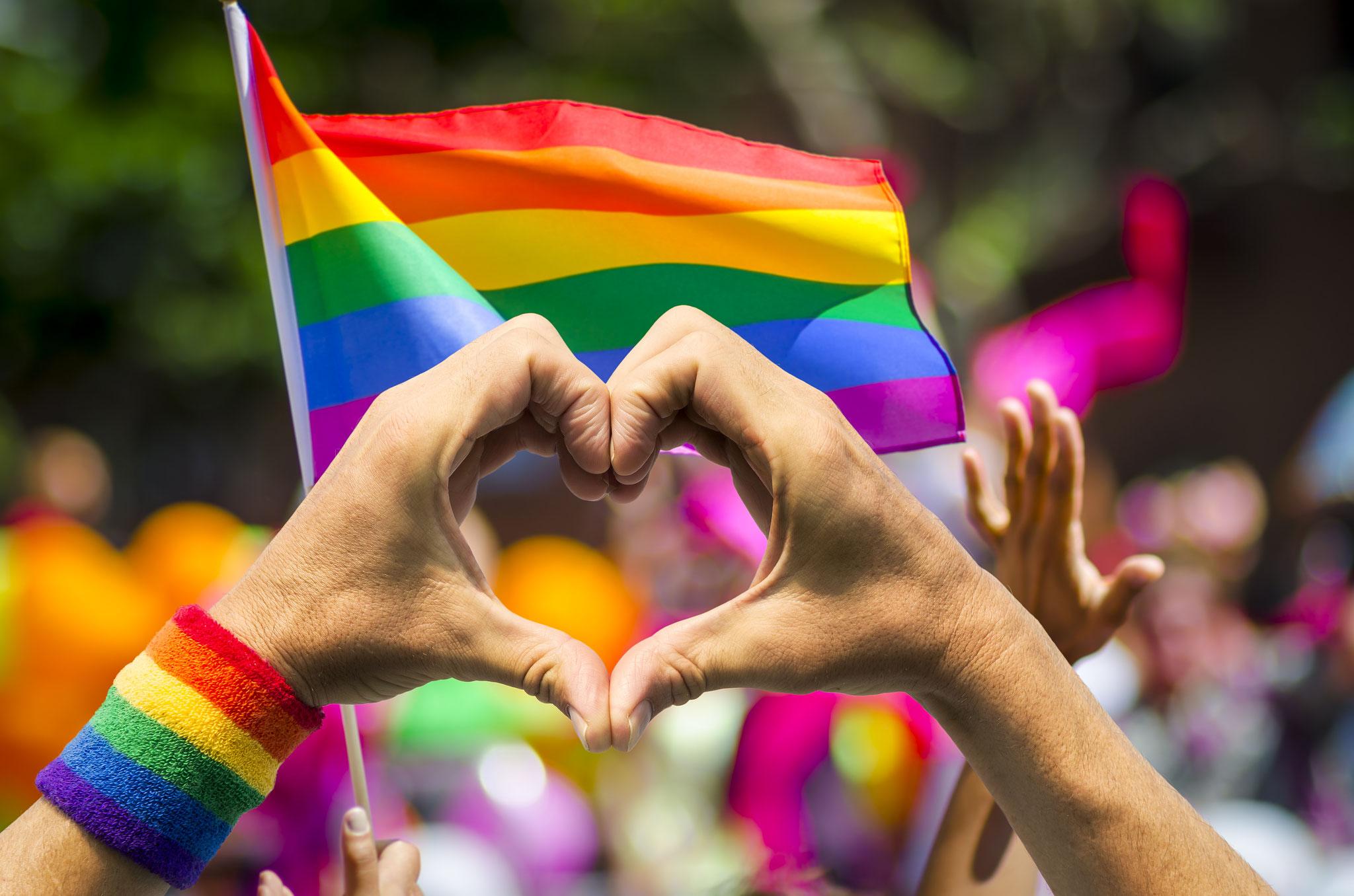 Sa, 18.07., 11.30-16.00 Uhr: Marzahn Pride © lazyllama , Adobe Stock