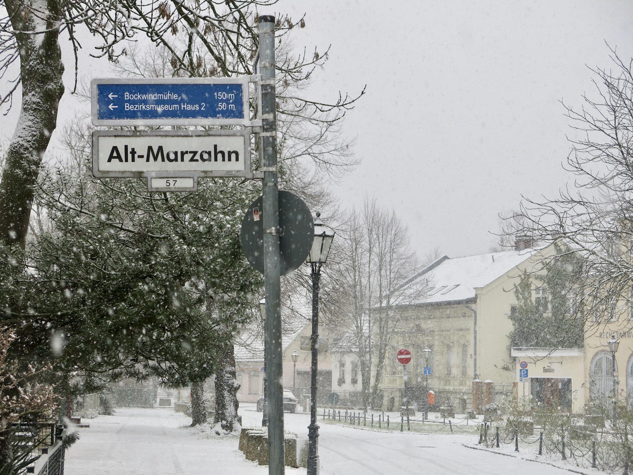 Dorf Marzahn