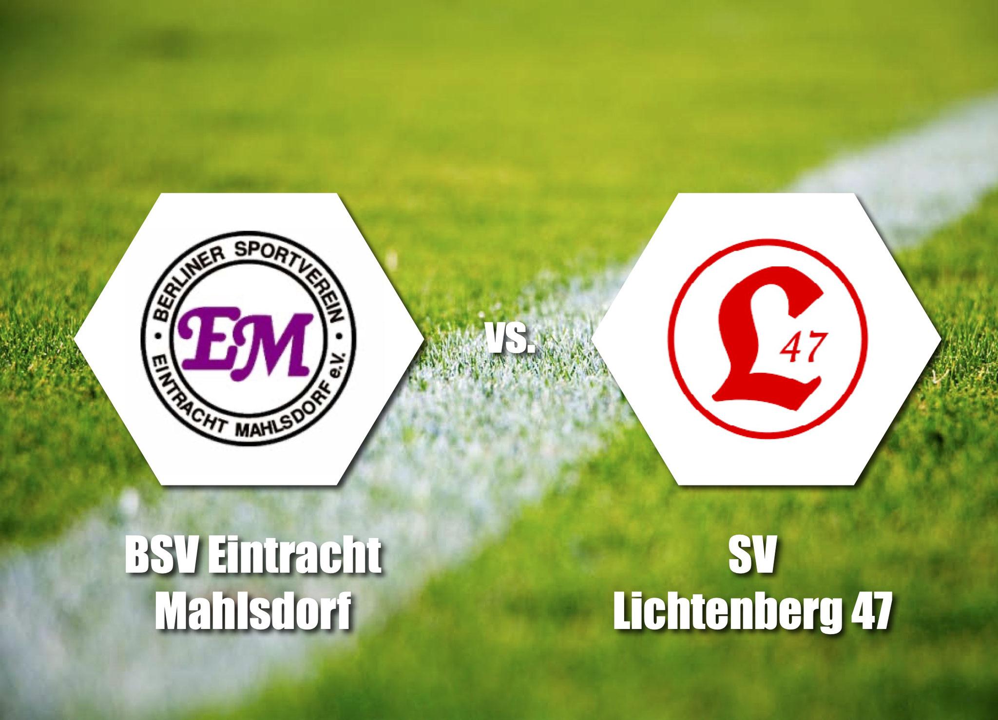 Sa, 17.07. | 13.00 Uhr: Testspiel: Oberliga-Neuling Eintracht Mahlsdorf empfängt Auf dem Rosenhag Regionalligist SV Lichtenberg 47
