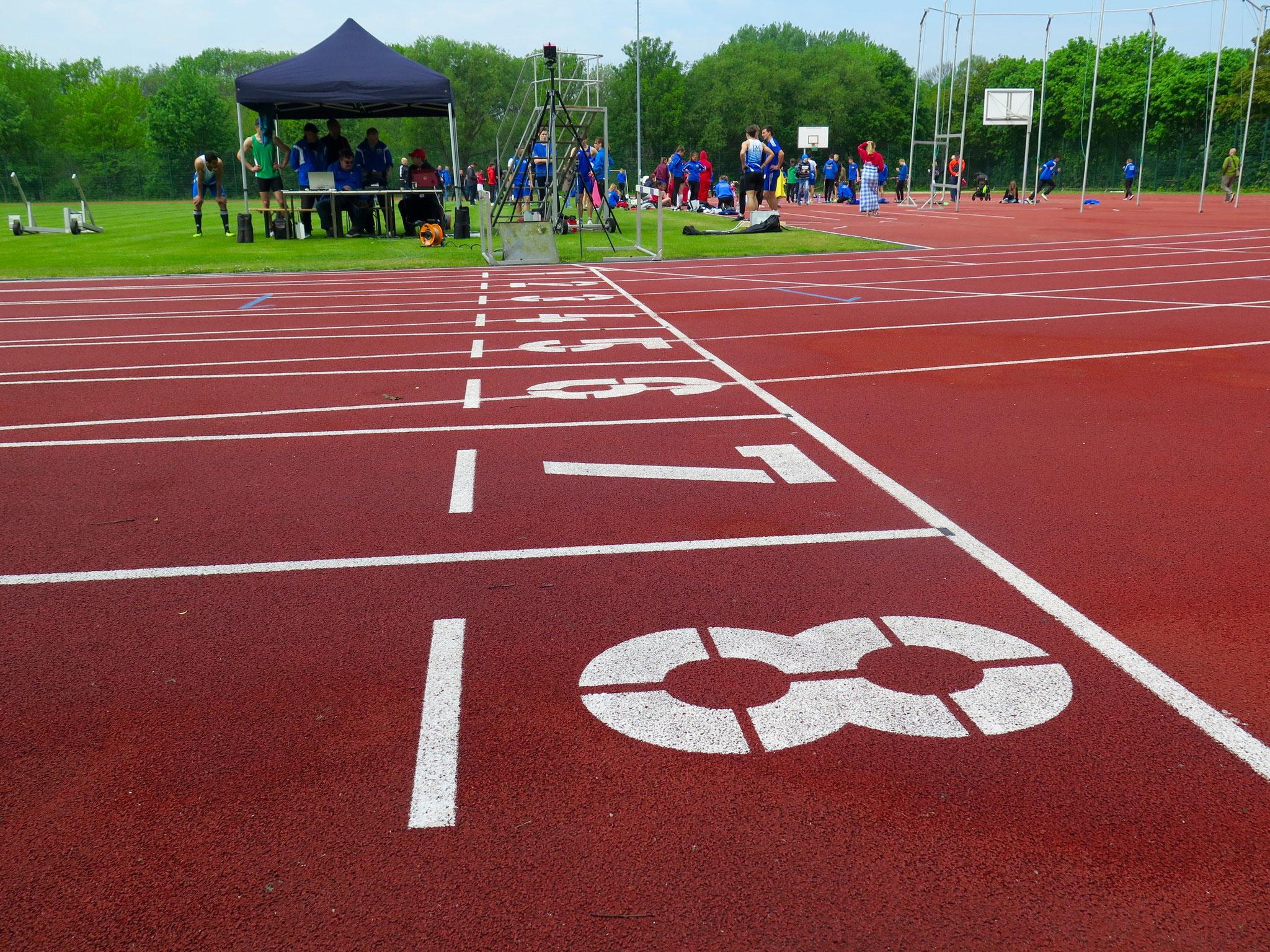 Tipp 2: Leichtathletik-Wettkämpfe | Sa, 7. September, ab 10 Uhr | Stadion Wuhletal, Teterower Ring 71