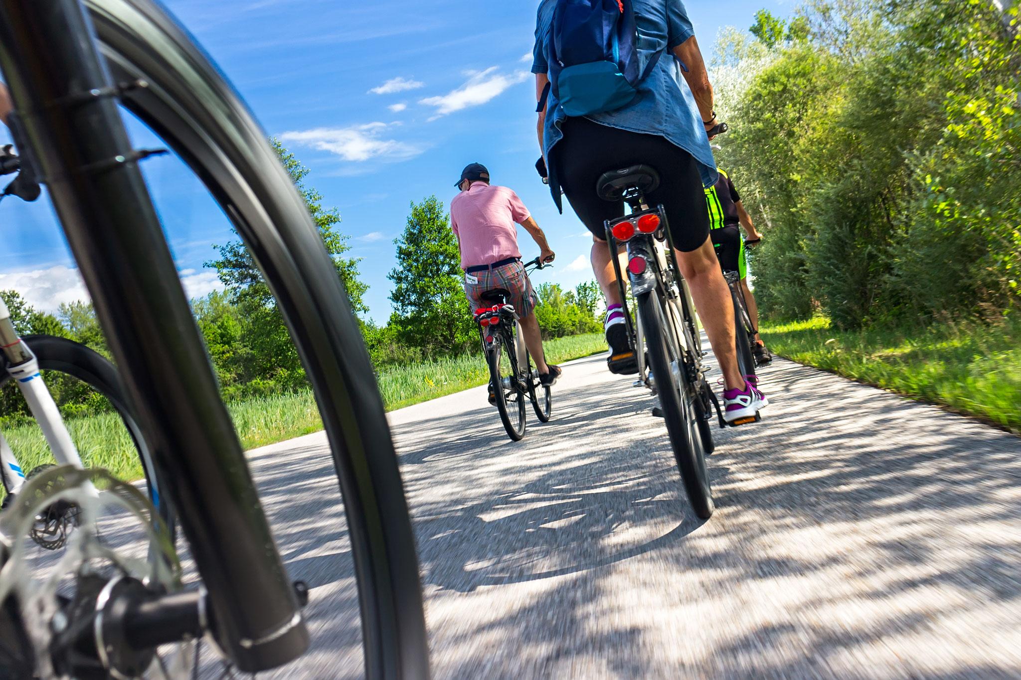 So, 06.06., bis 15.30 Uhr: Sternfahrt des Allgemeinen Deutschen Fahrrad-Clubs (ADFC) © stockphoto-graf, Adobe Stock