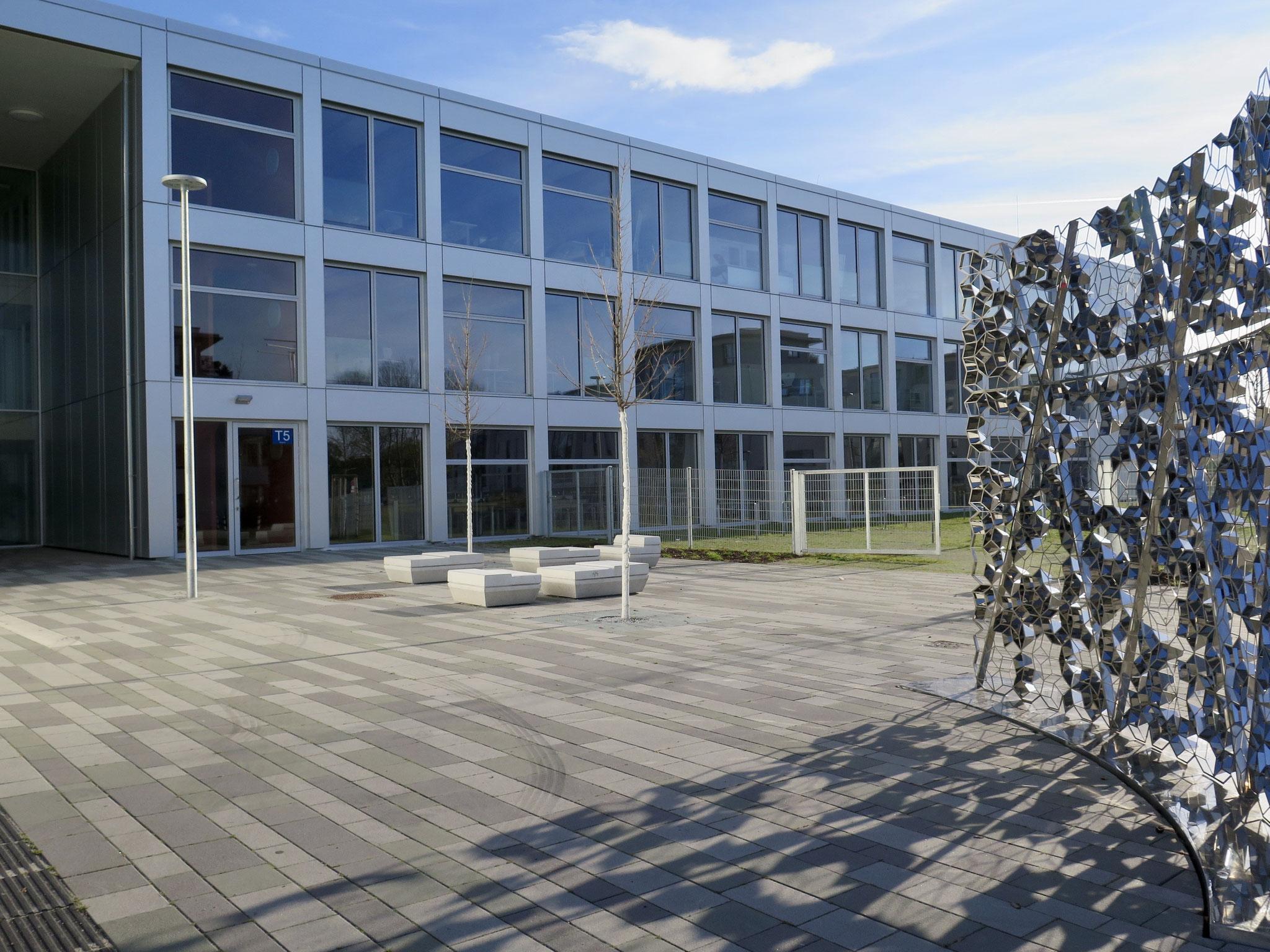 Integrierte Sekundarschule in Mahlsdorf (An der Schule 41)