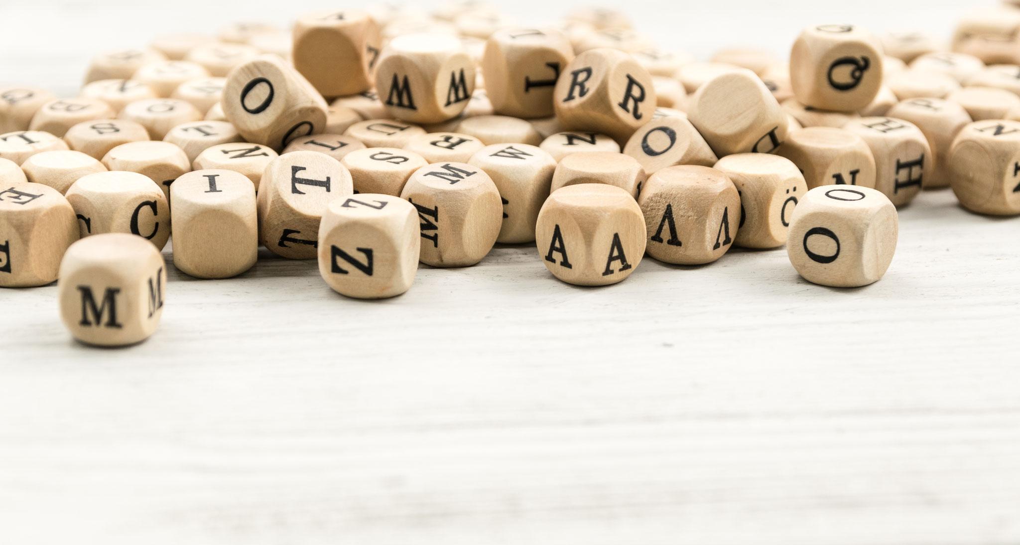 Für schätzungsweise 320.000 Erwachsene in Berlin sind Buchstaben eine Qual. © Fiedels, Adobe Stock