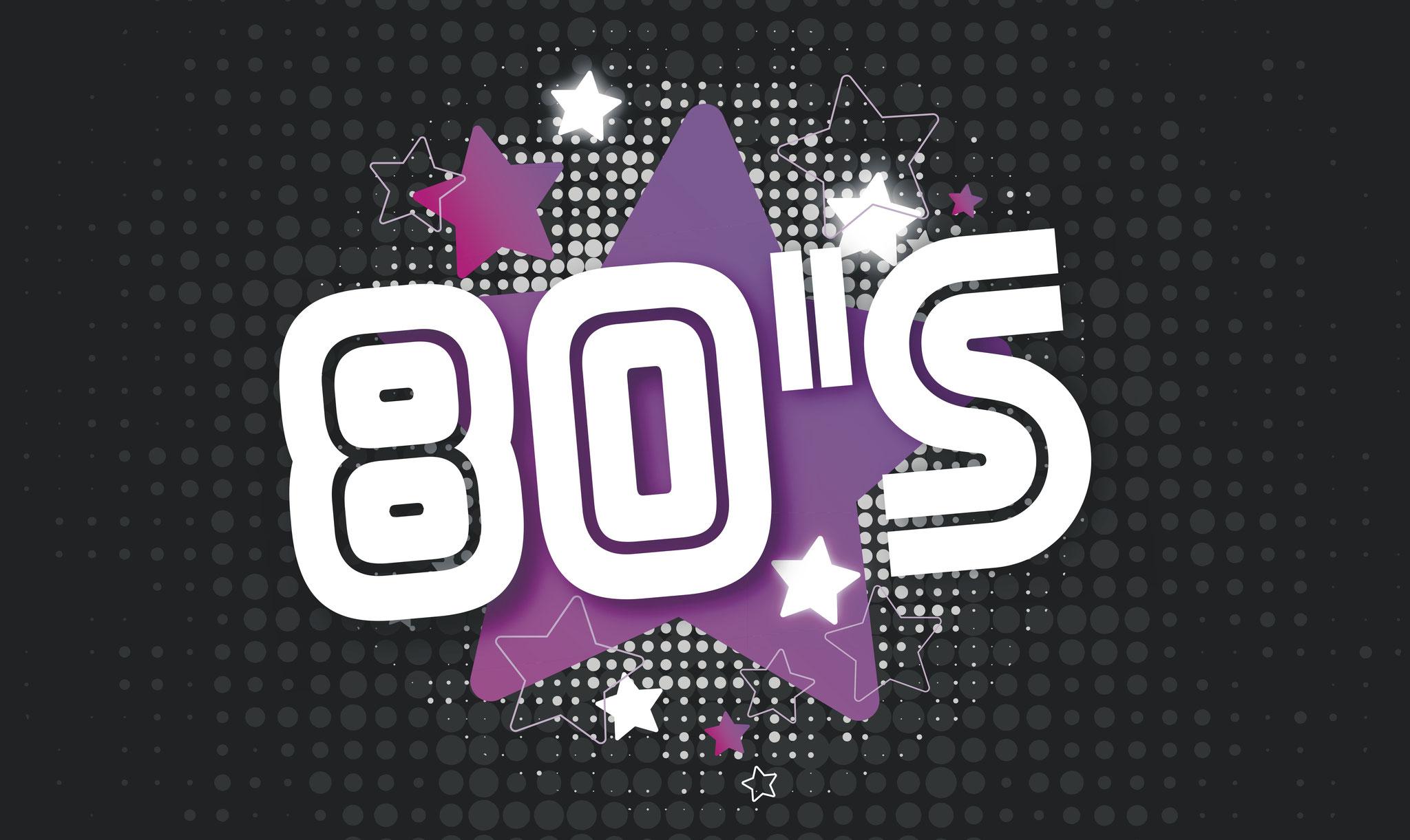 Fr, 10.1., 17–20 Uhr: 80er Disco im Stadtteilzentrum Kaulsdorf © Brad Pict, Adobe Stock
